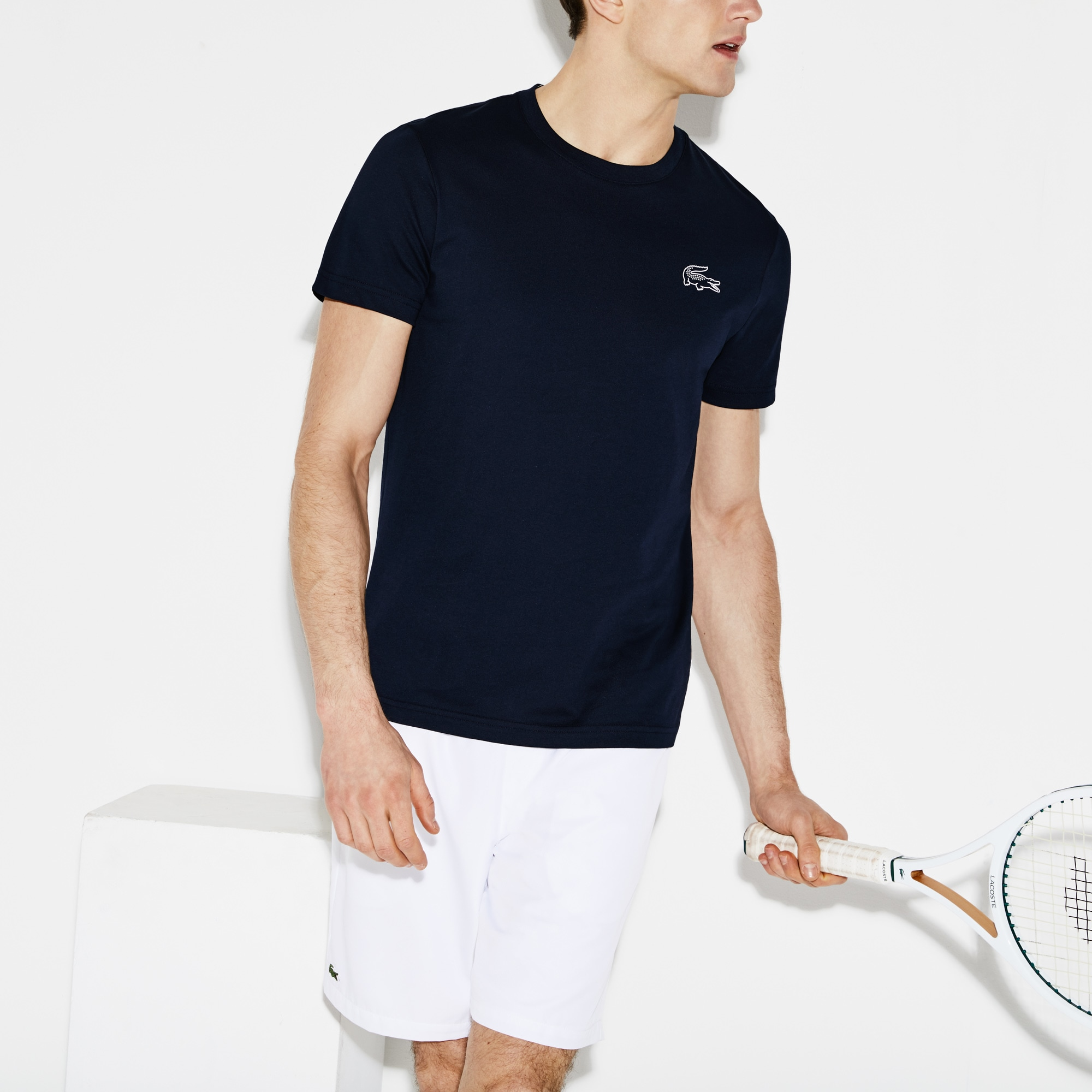 Men's SPORT Miami Open Design Tech Jersey Tennis T-shirt
