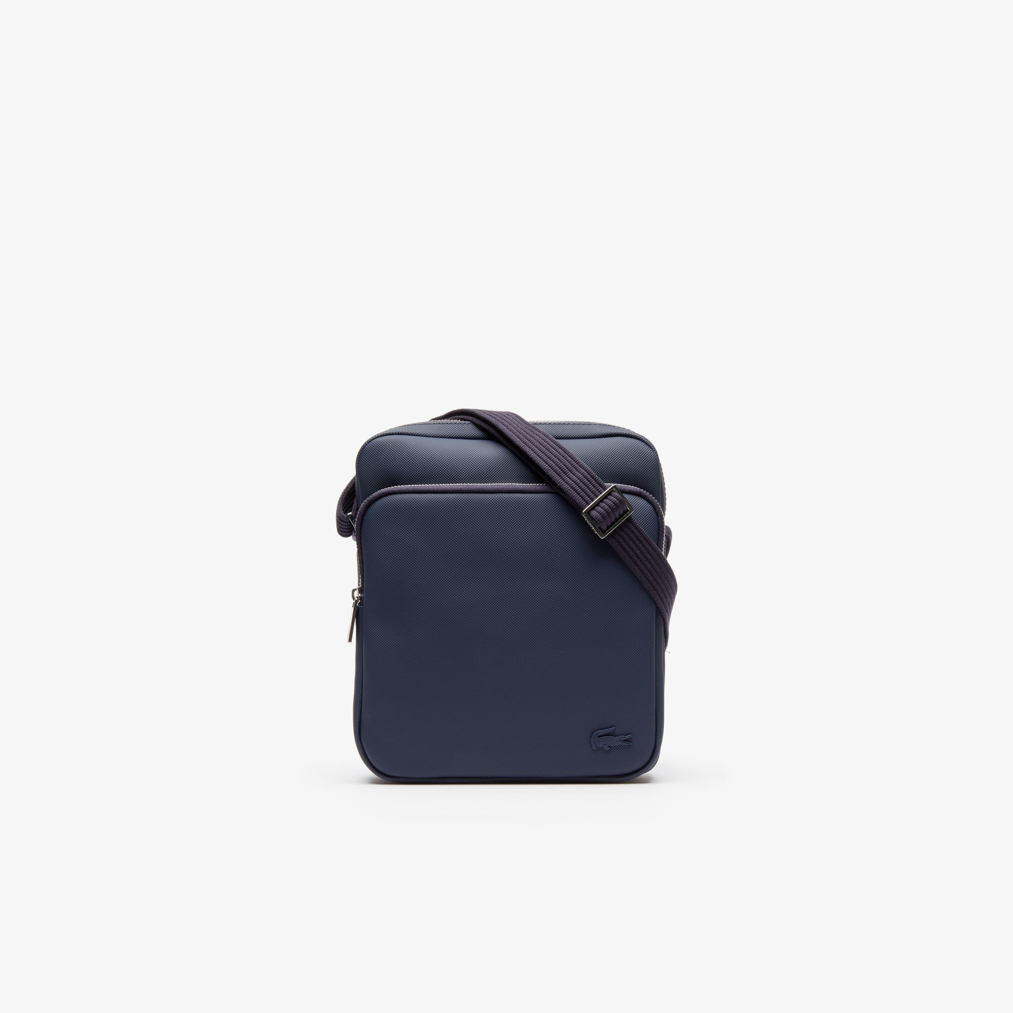 Men's Classic Petit Piqué Double Zip Bag