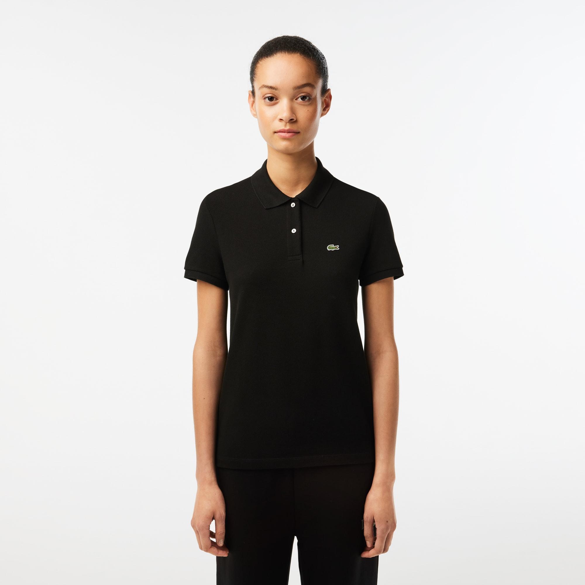 Women's  Classic Fit Soft Cotton Petit Piqué Polo