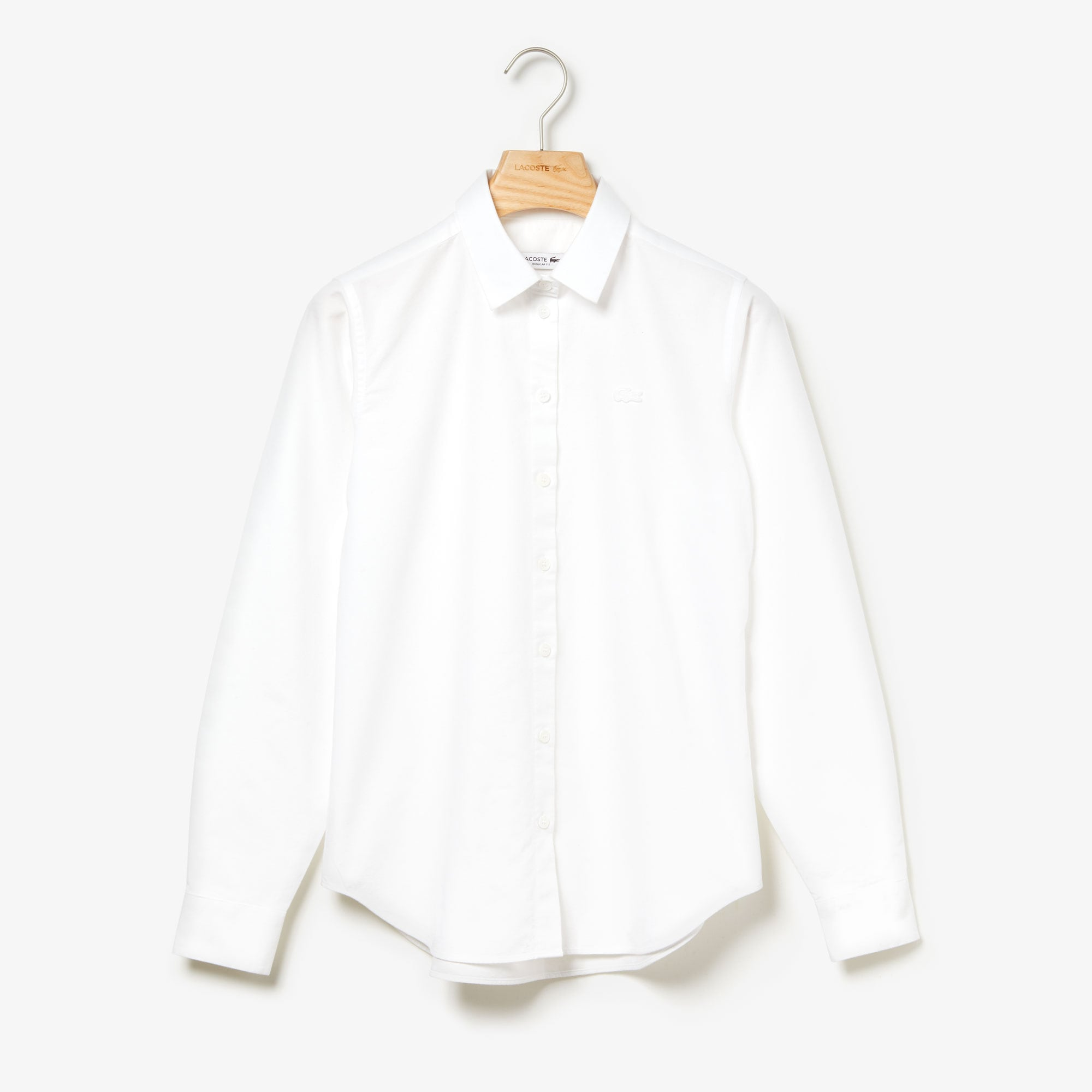 Women's Regular Fit Oxford Cotton Shirt