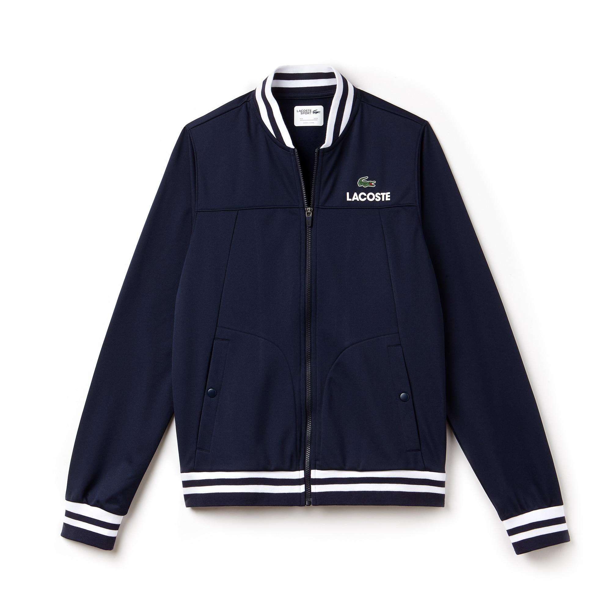 Men's SPORT Piqué Tennis Jacket