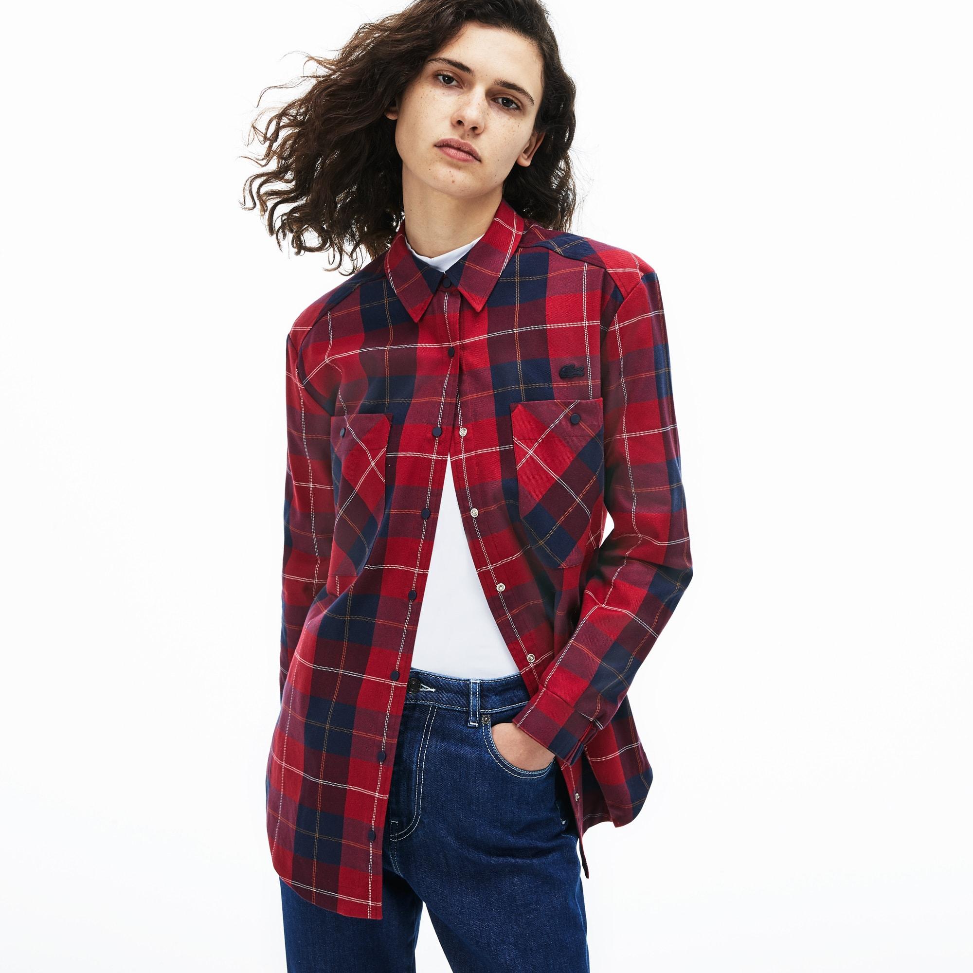 f288d732fa Chemises Hauts Femme Chemises amp; amp; Lacoste Hauts rpxTqr8
