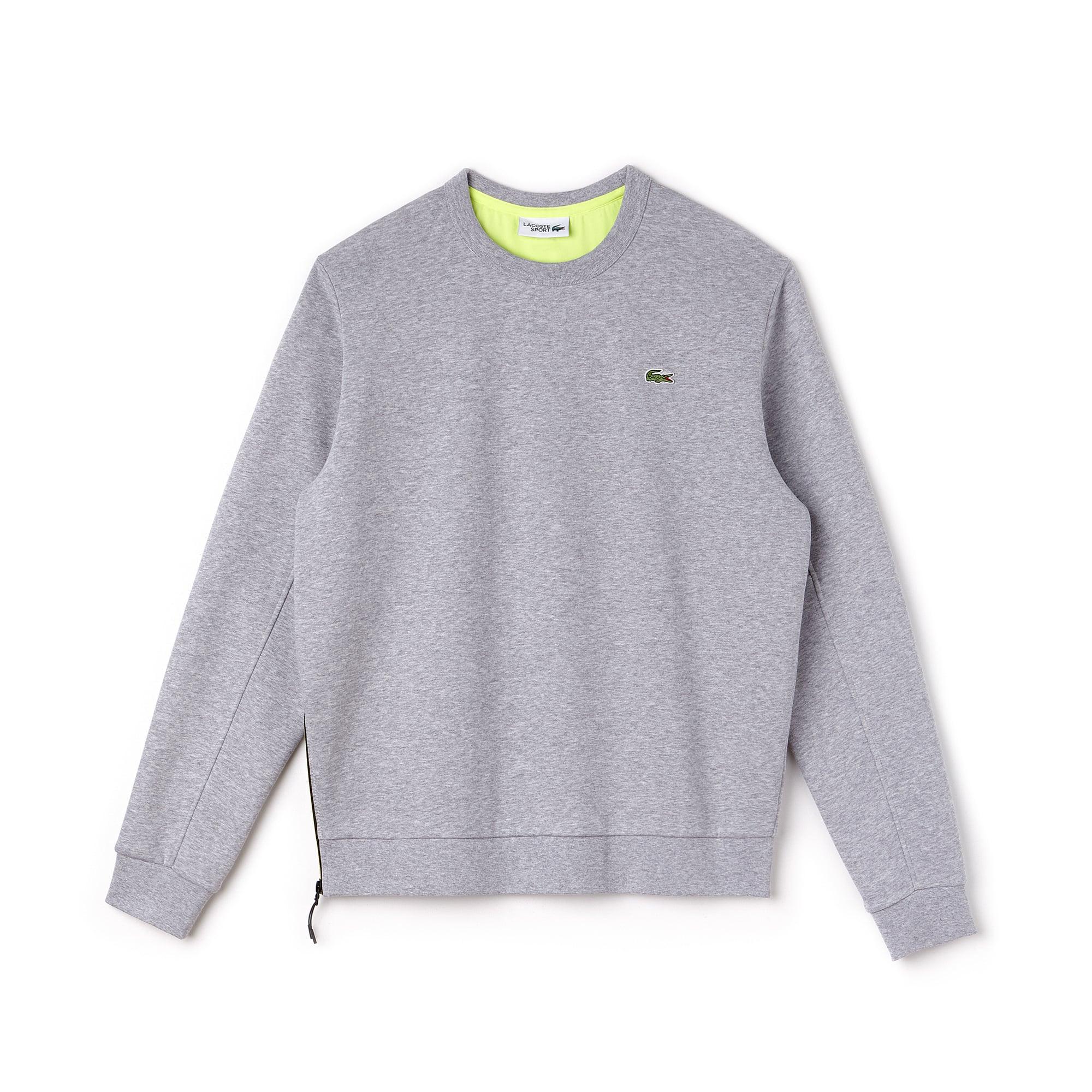 Men's SPORT Side Zip Tennis Sweatshirt