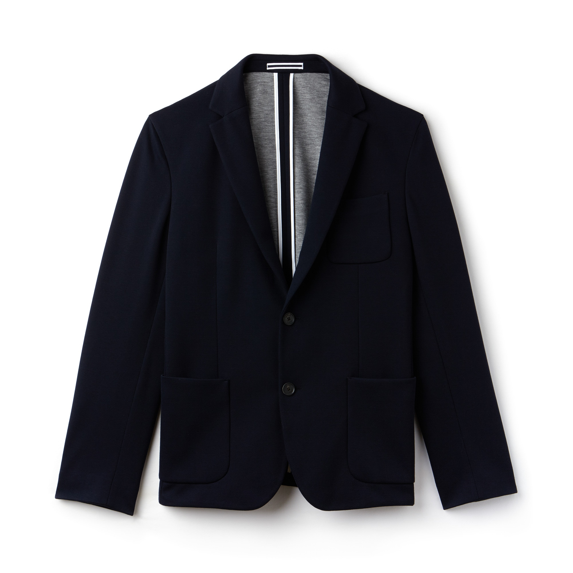 Men's Stretch Cotton Piqué Blazer by Lacoste