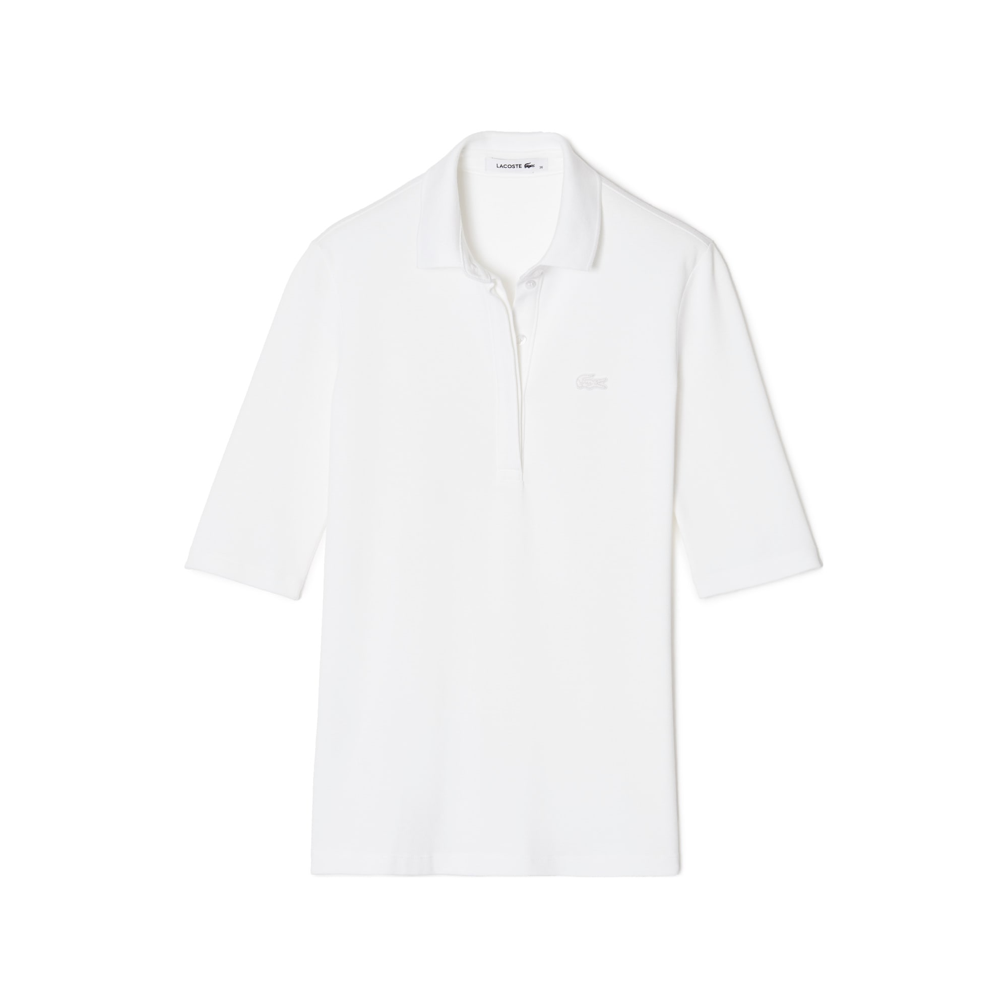 The Chemise  Polo Shirt in stretch cotton