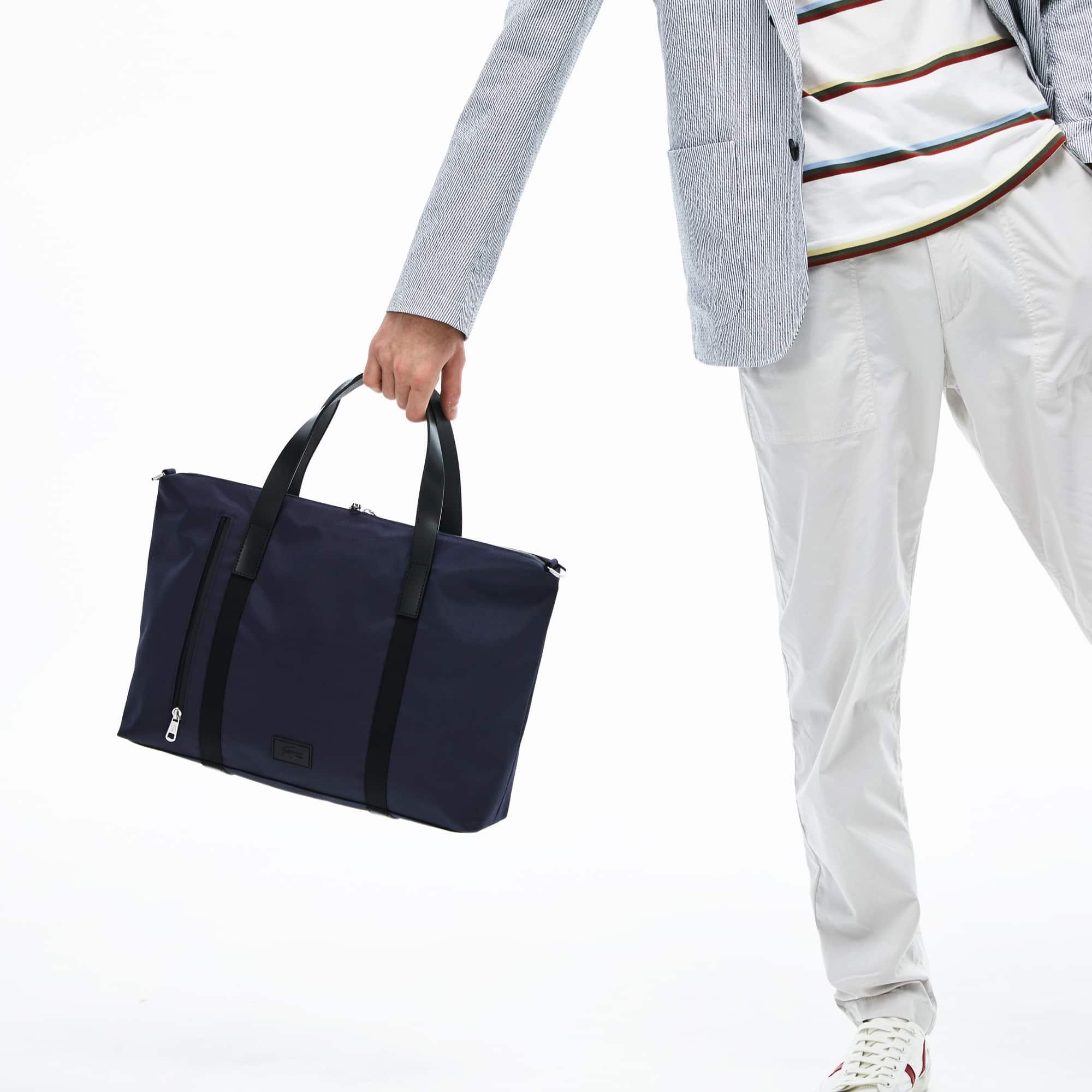 1f3f1cc3251fb Men s Malo Leather Accent Computer Bag