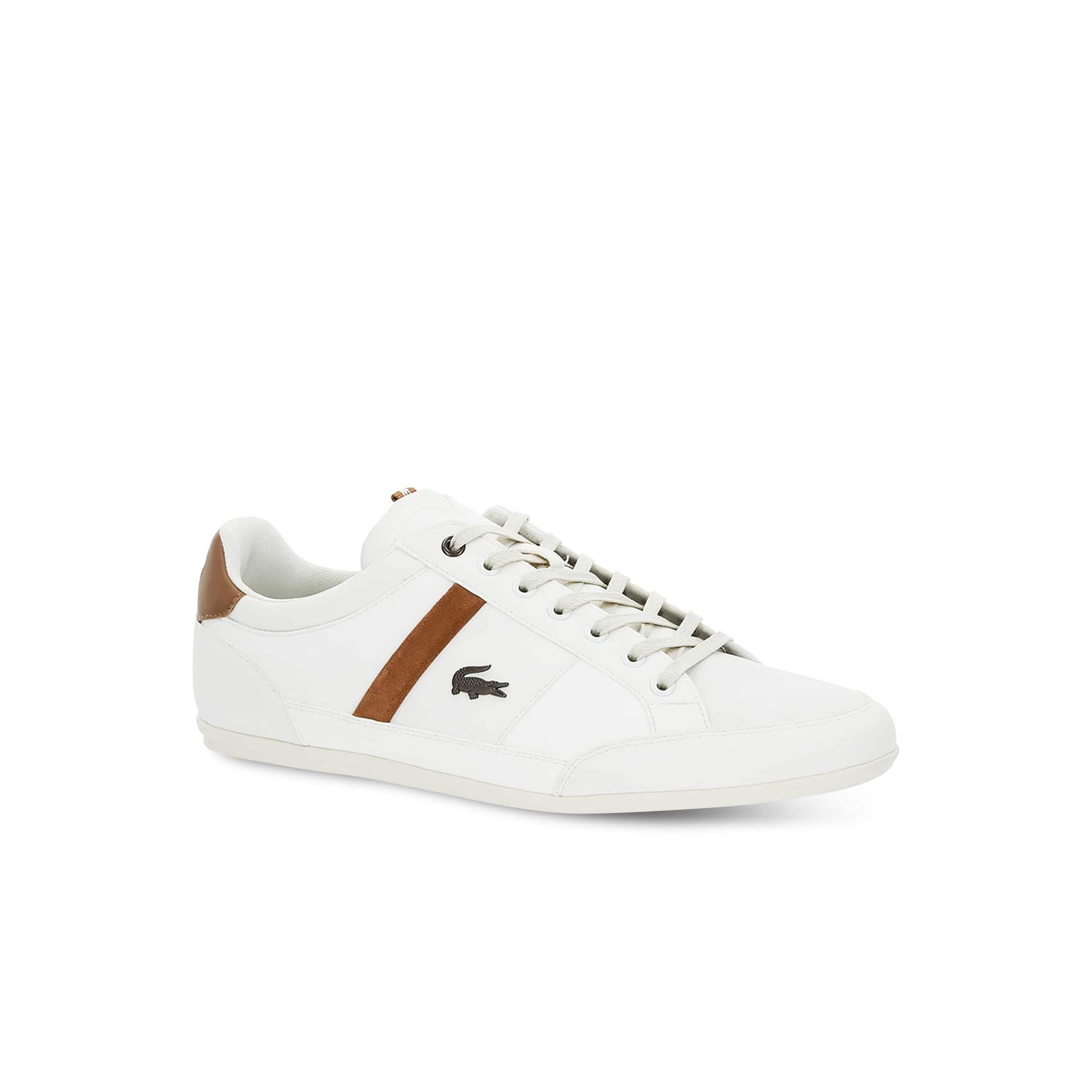 33ee9424045 Men s Chaymon Embossed Leather Sneakers
