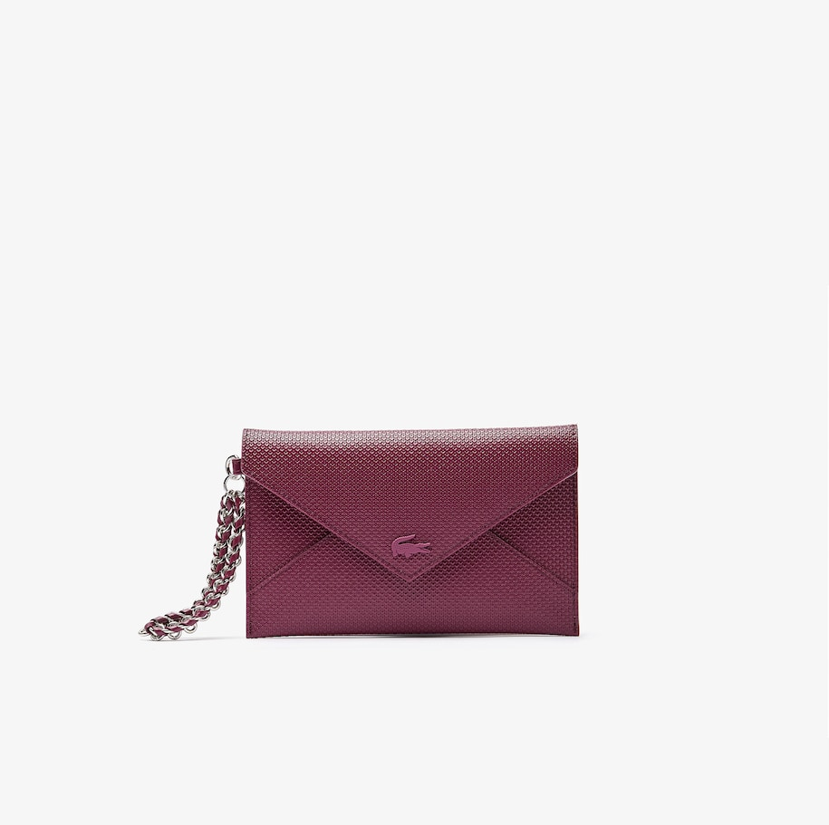 Women's Chantaco Chain Leather Envelope Wallet