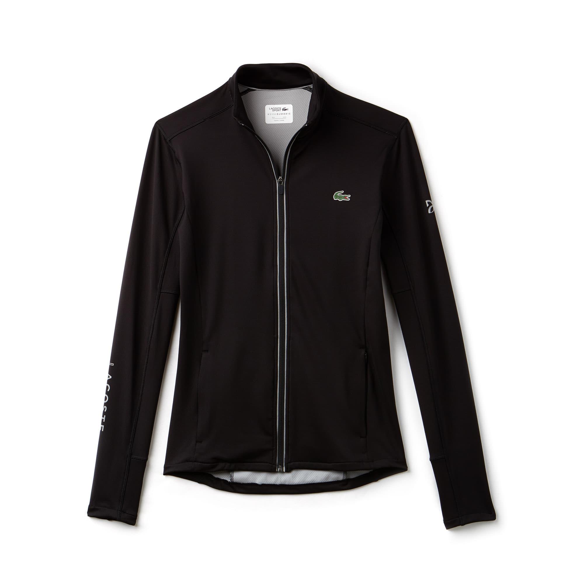 Men's SPORT Bicolor Midlayer Zip Sweatshirt - Novak Djokovic Supporter Collection