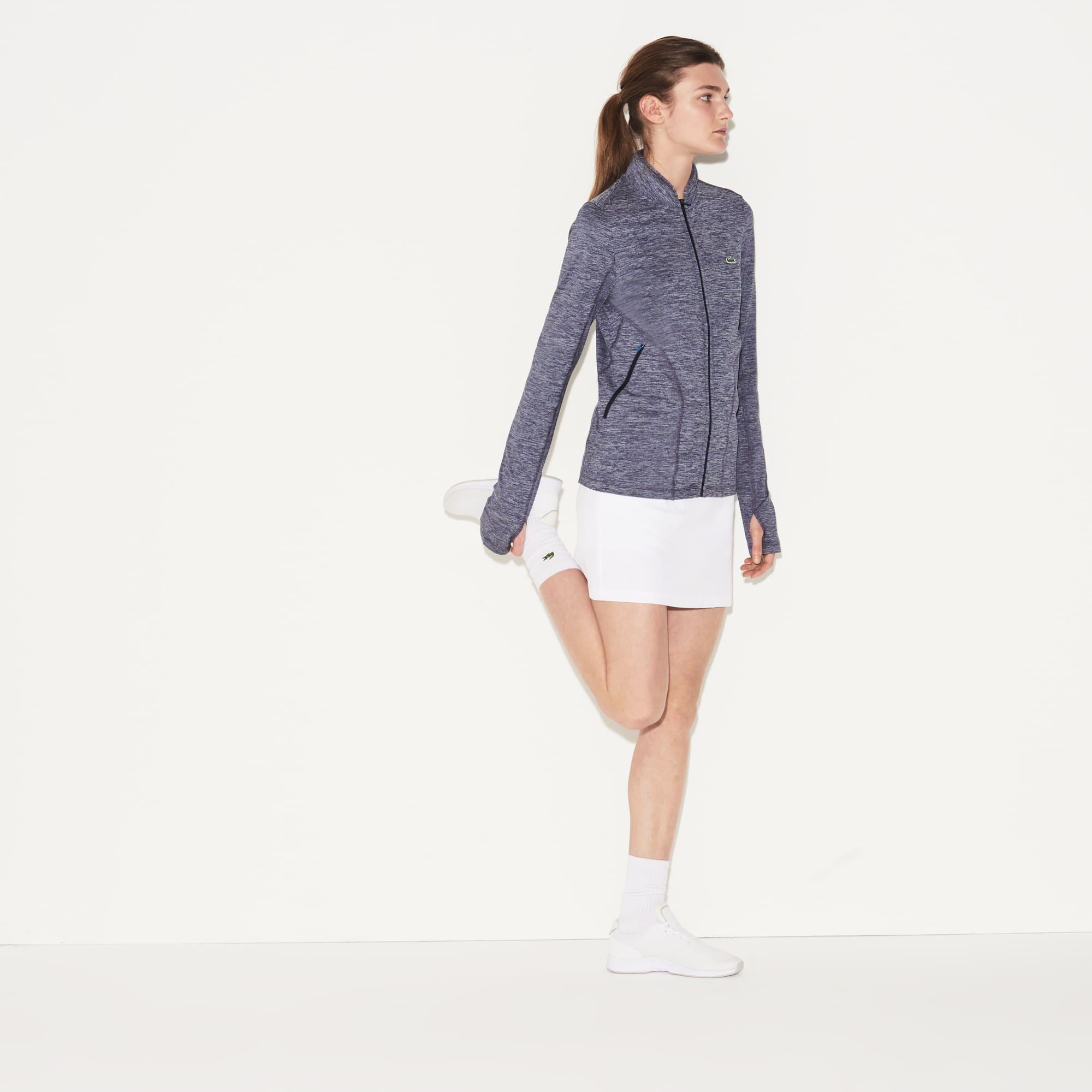 라코스테 스포츠 스커트 Womens Lacoste SPORT Technical Gabardine Golf Skirt,white