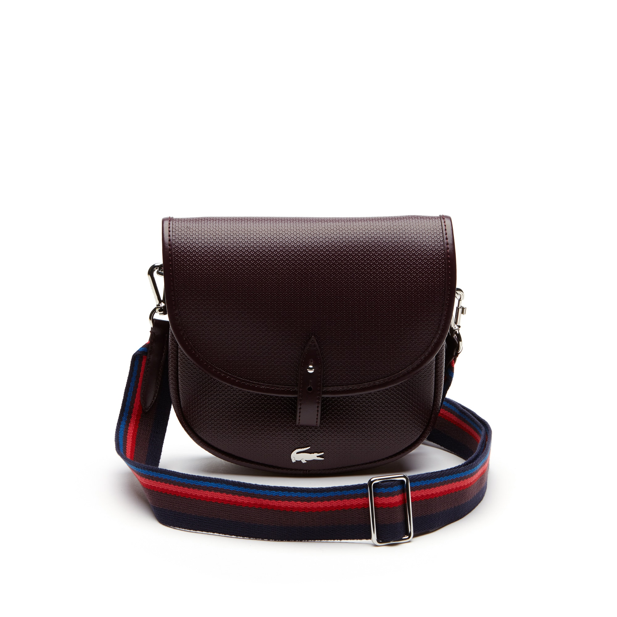 Women's Chantaco Christmas Piqué Leather Flap Crossover Bag
