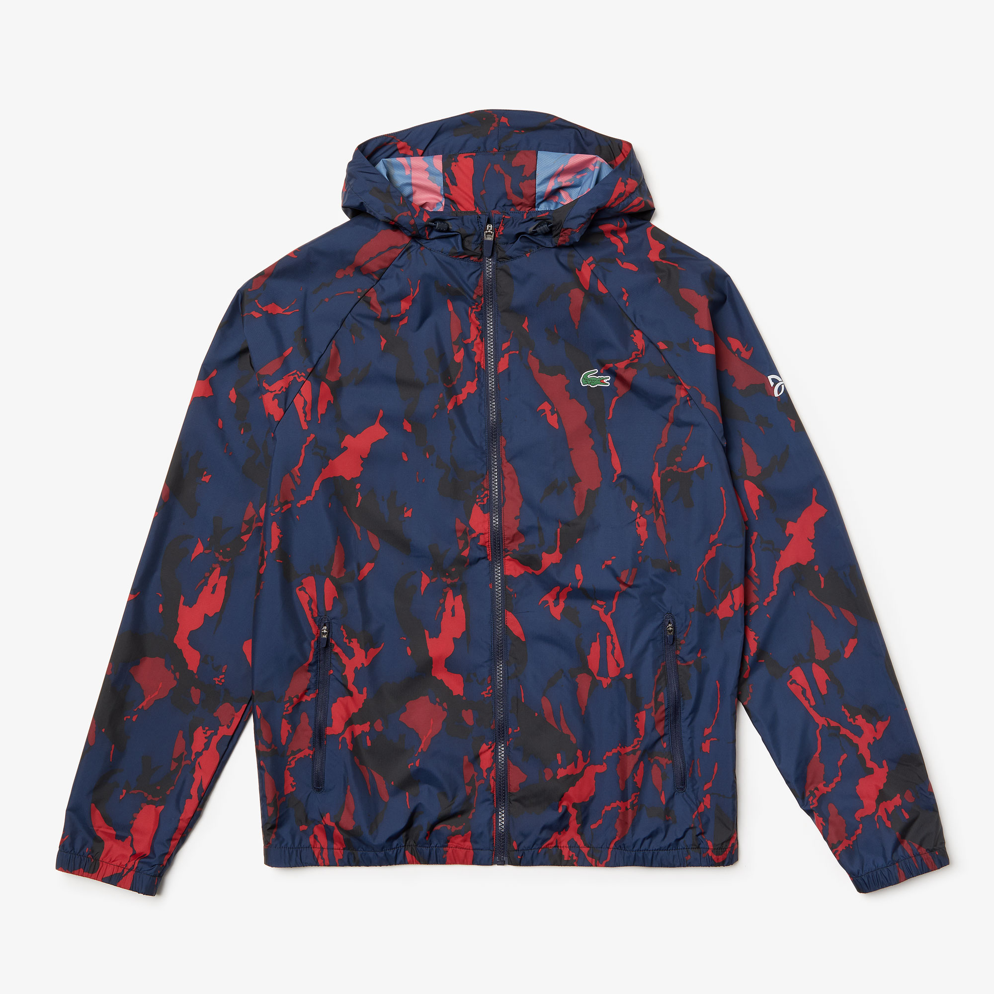Men's SPORT Novak Djokovic Camo Print Jacket