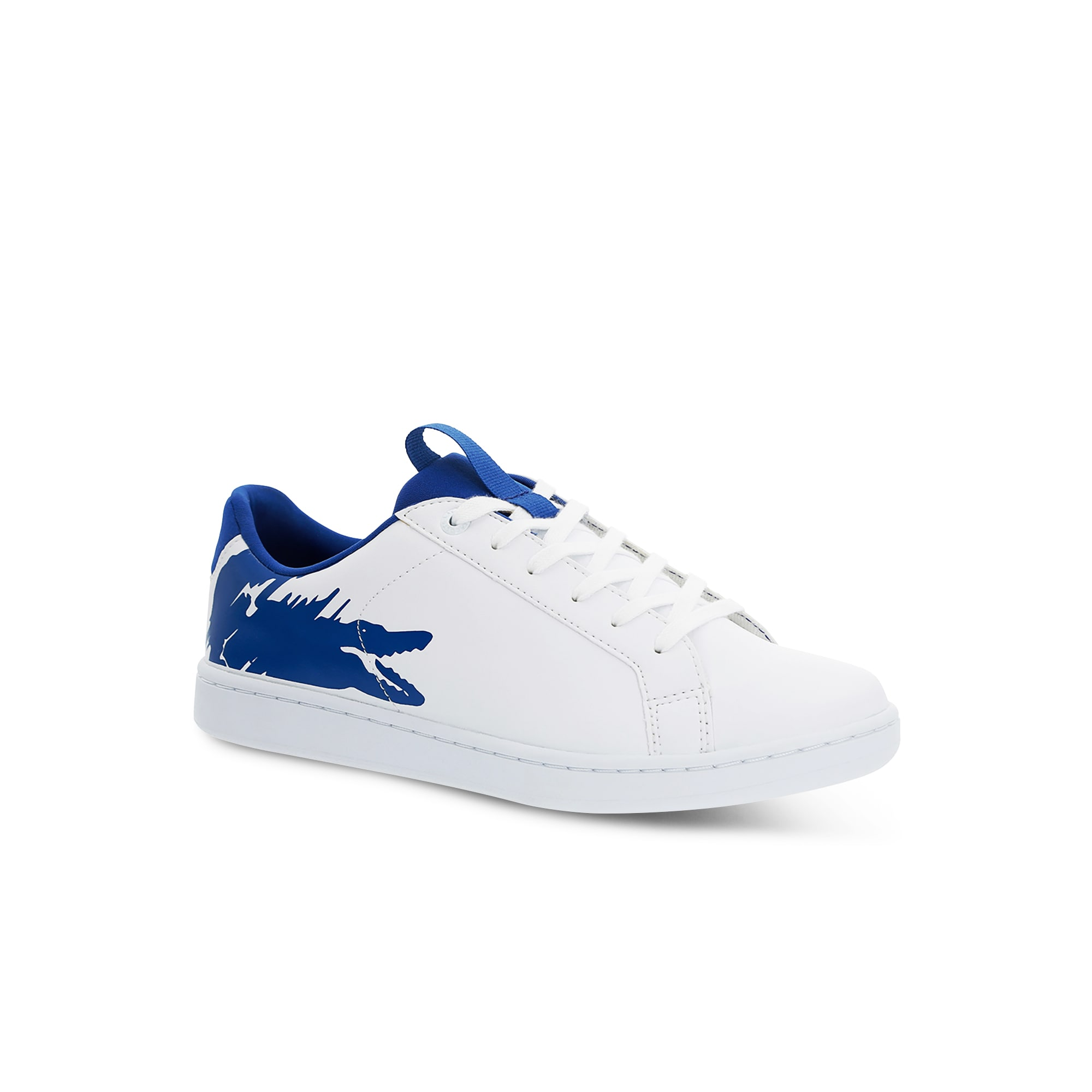 Juniors' Carnaby Evo Synthetic Screen-Print Trainers