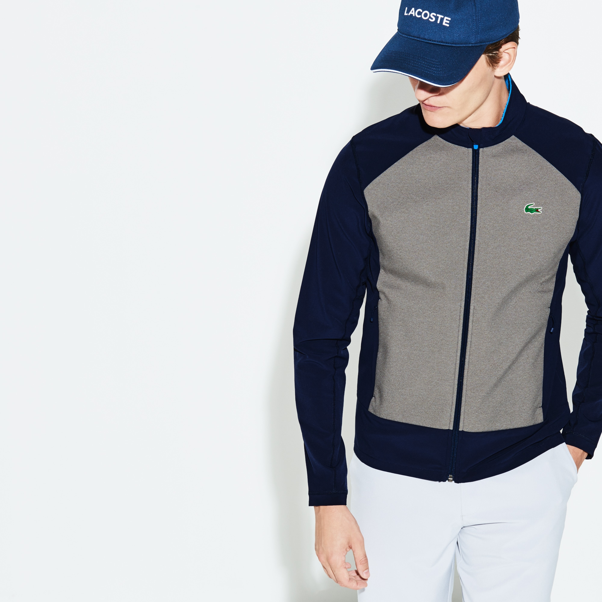 Men's SPORT Water-Resistant Golf Sweatshirt