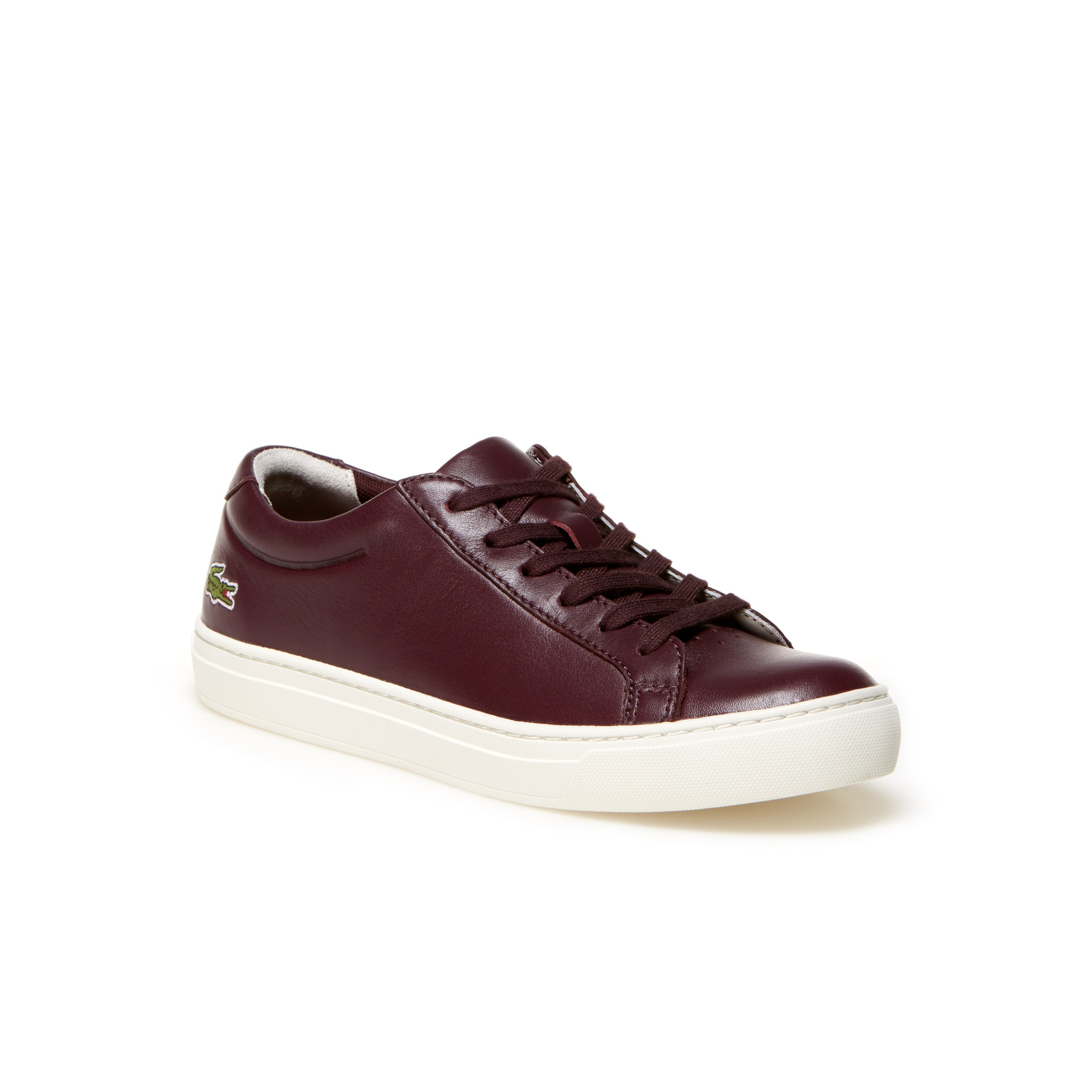 Women's L.12.12 Leather Sneakers