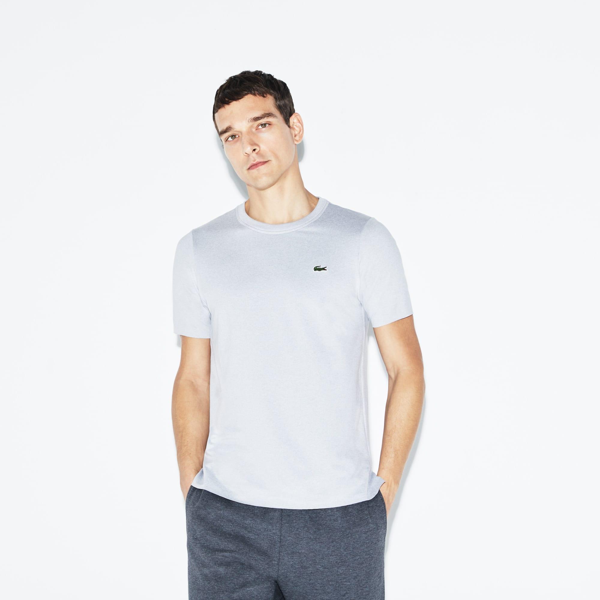 Men's SPORT Flecked Stretch Tennis T-Shirt
