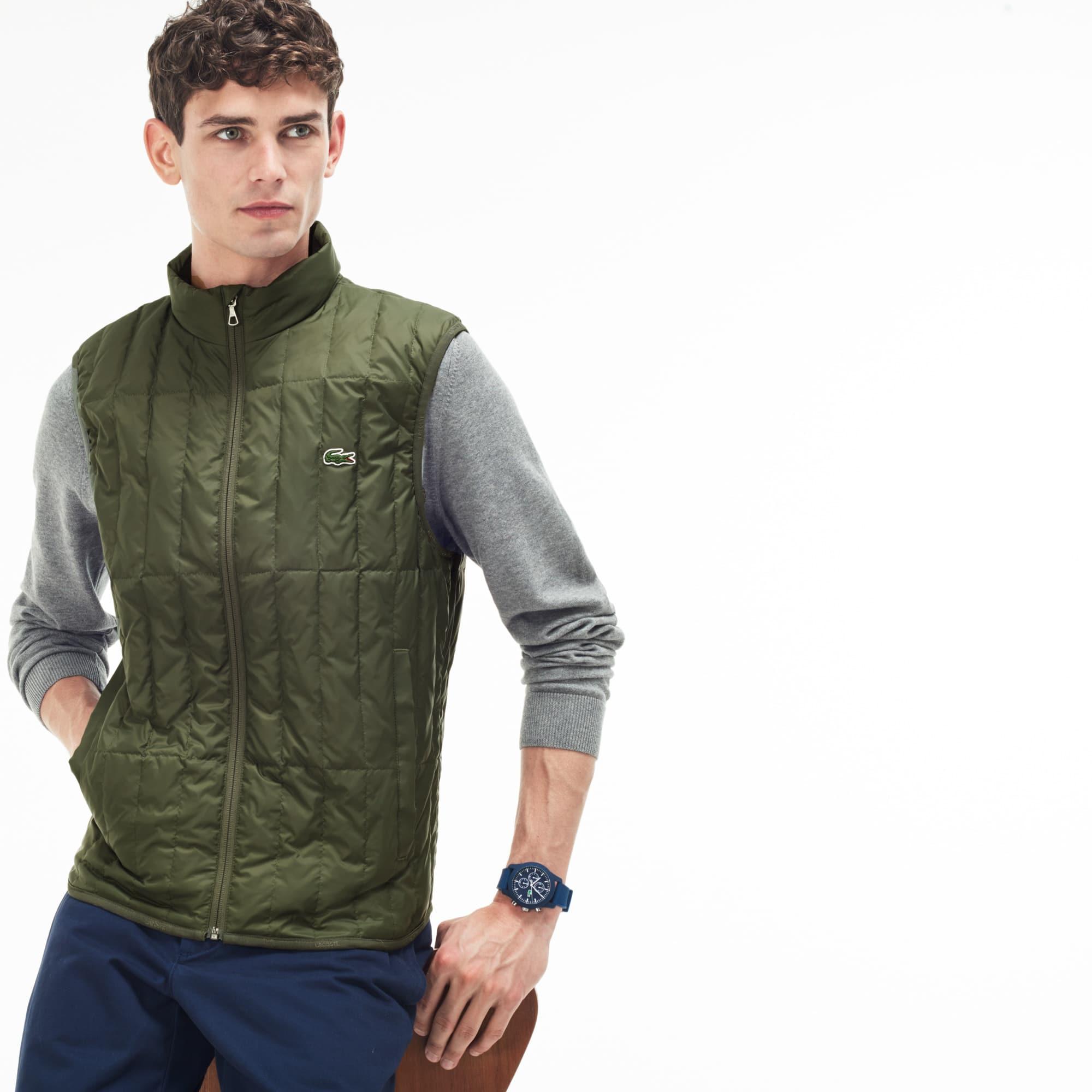 Men's Lightweight Quilted Vest