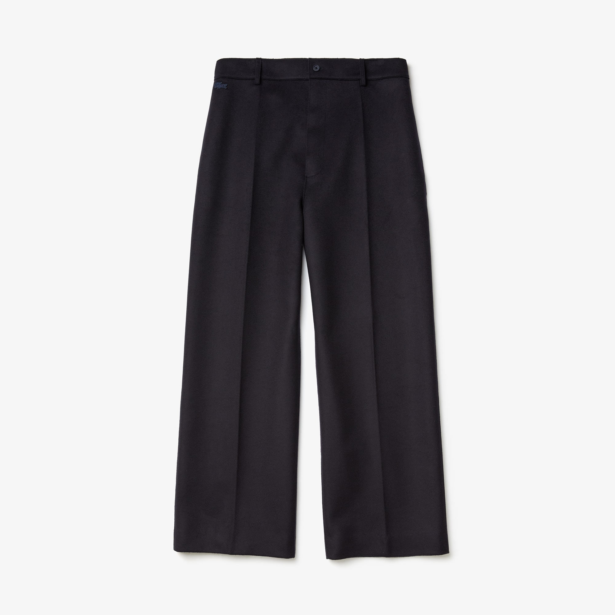 Men's Fashion Show Wide Leg Wool Pants