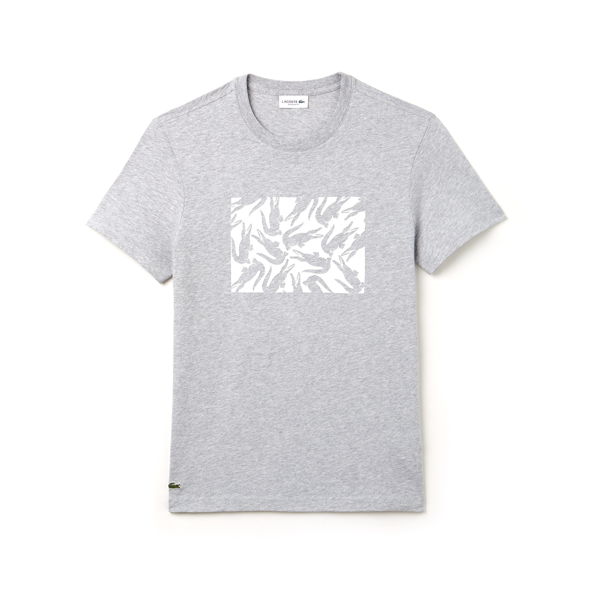 Men's Crew Neck Graphic T-Shirt