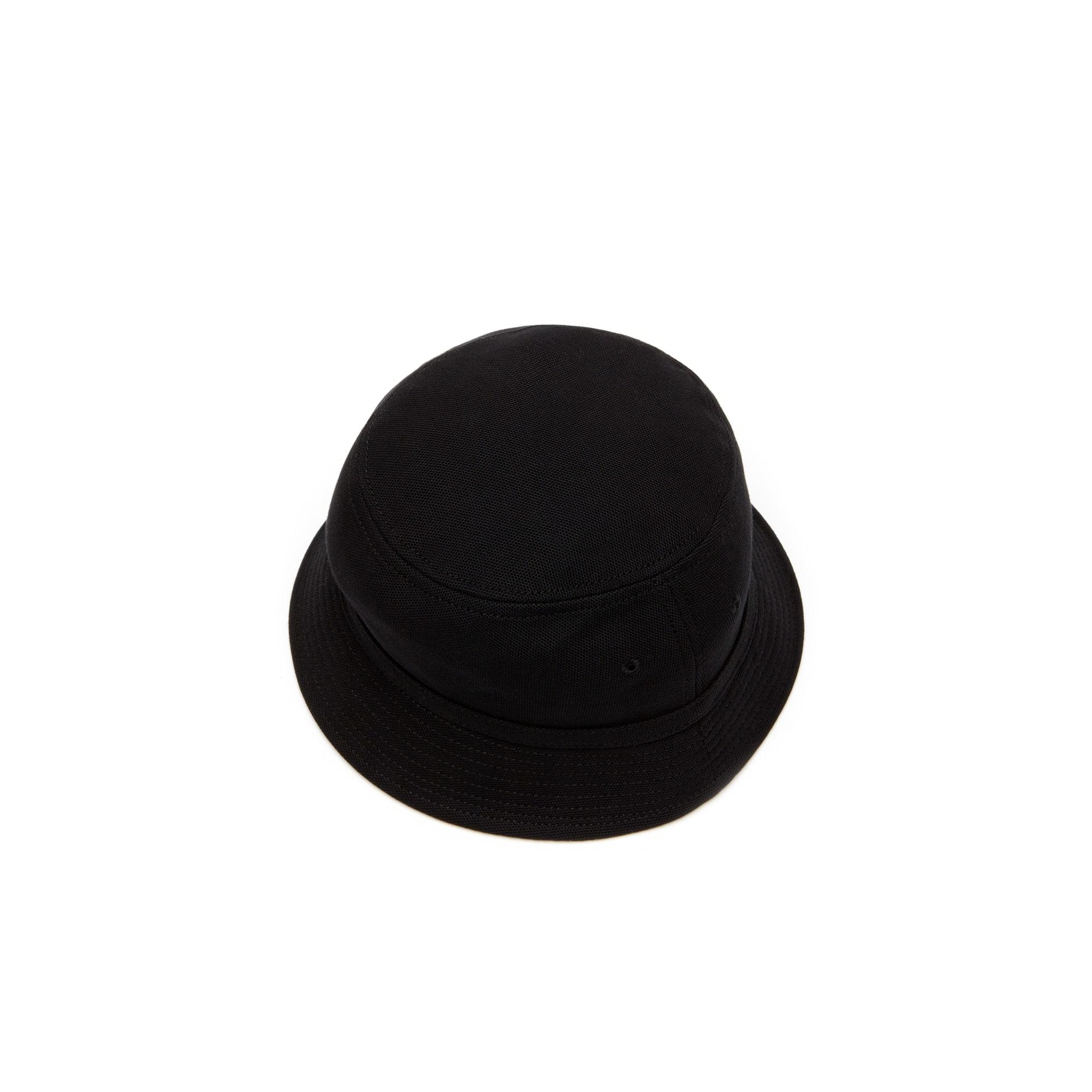 d696aa8c Men's Cotton piqué bucket hat | LACOSTE