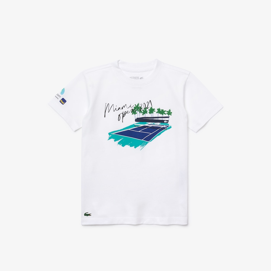 Boys' SPORT Miami Open Edition Print T-shirt