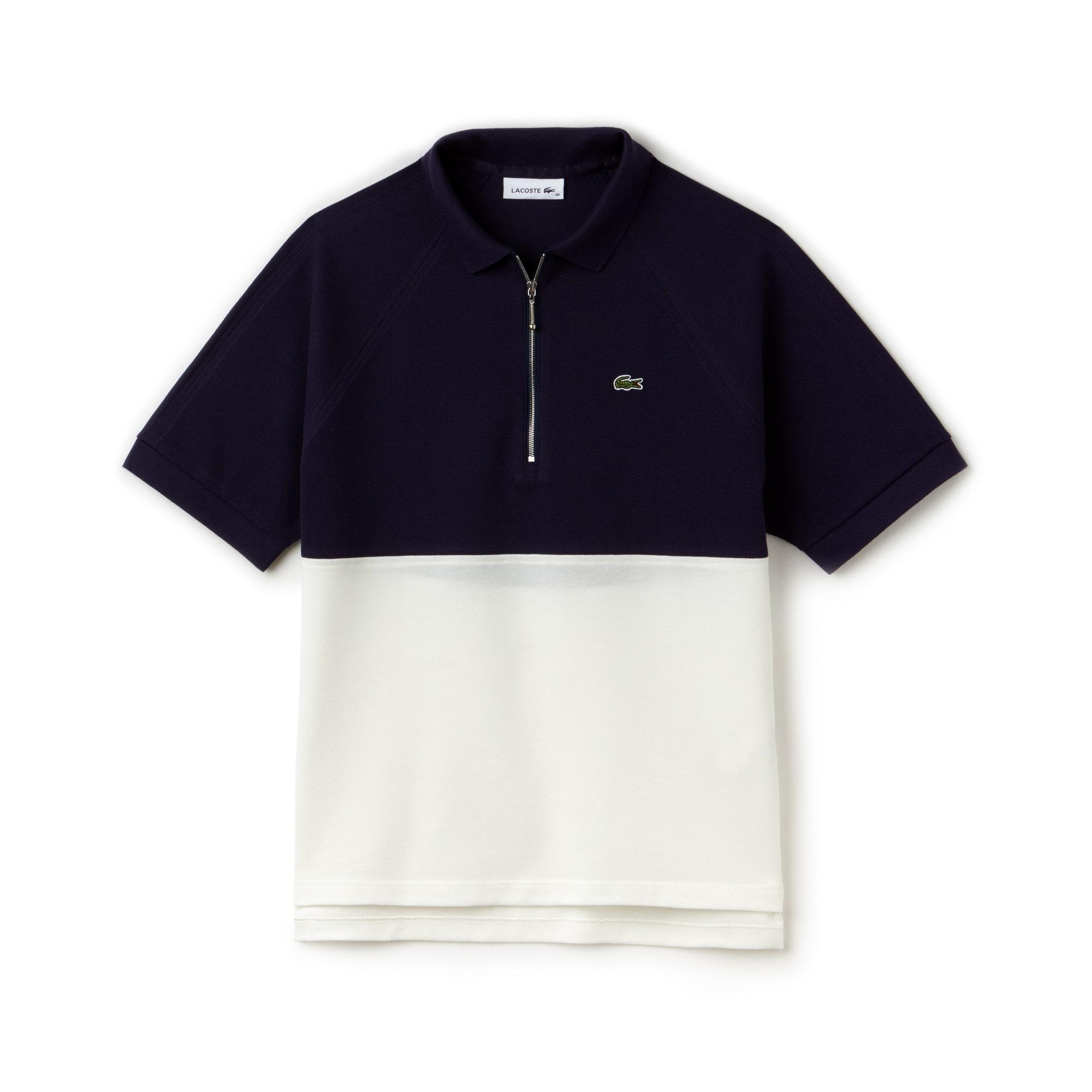 Women's Slim Fit Petit Piqué Polo