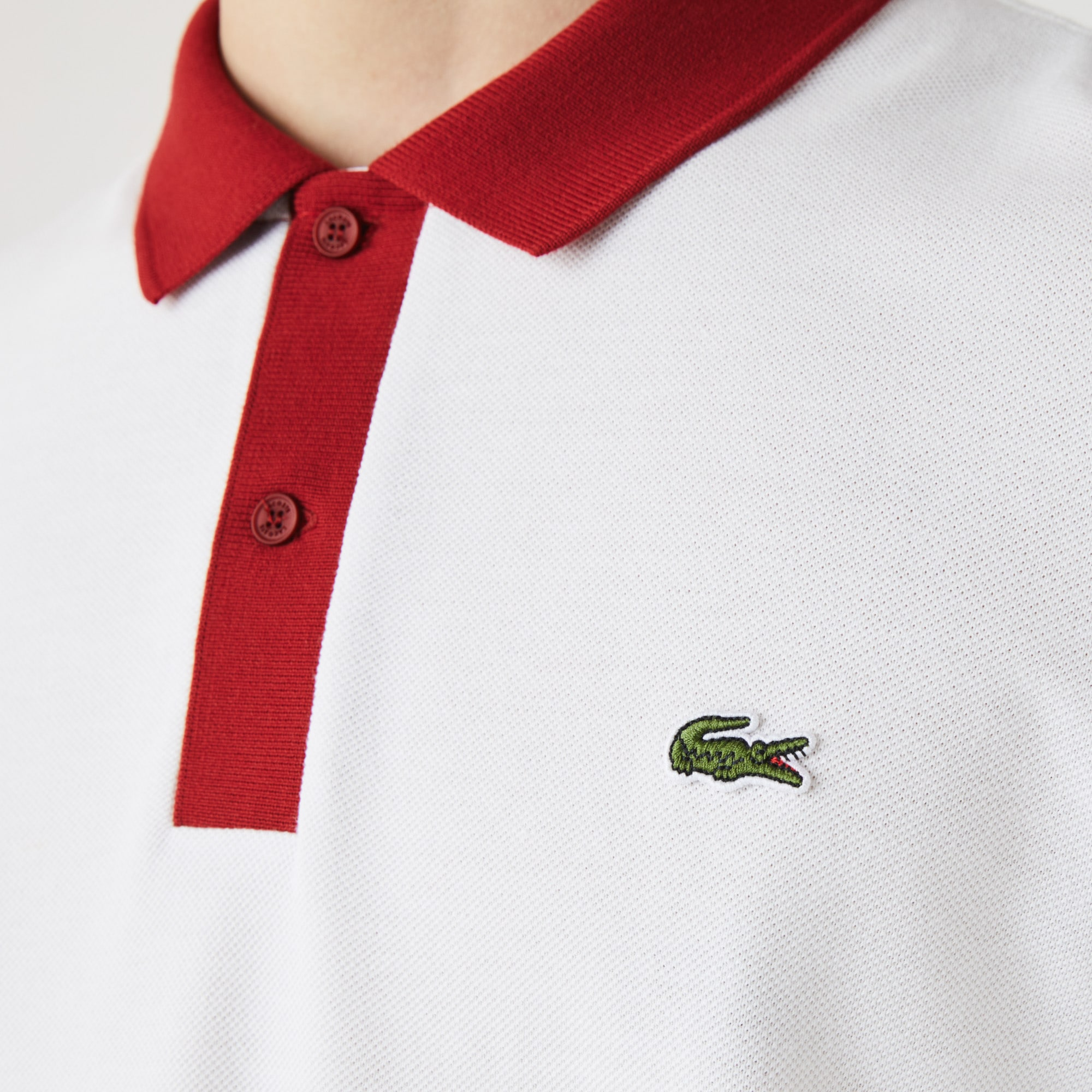 Men's Lacoste Regular Fit Made in France Polo Shirt