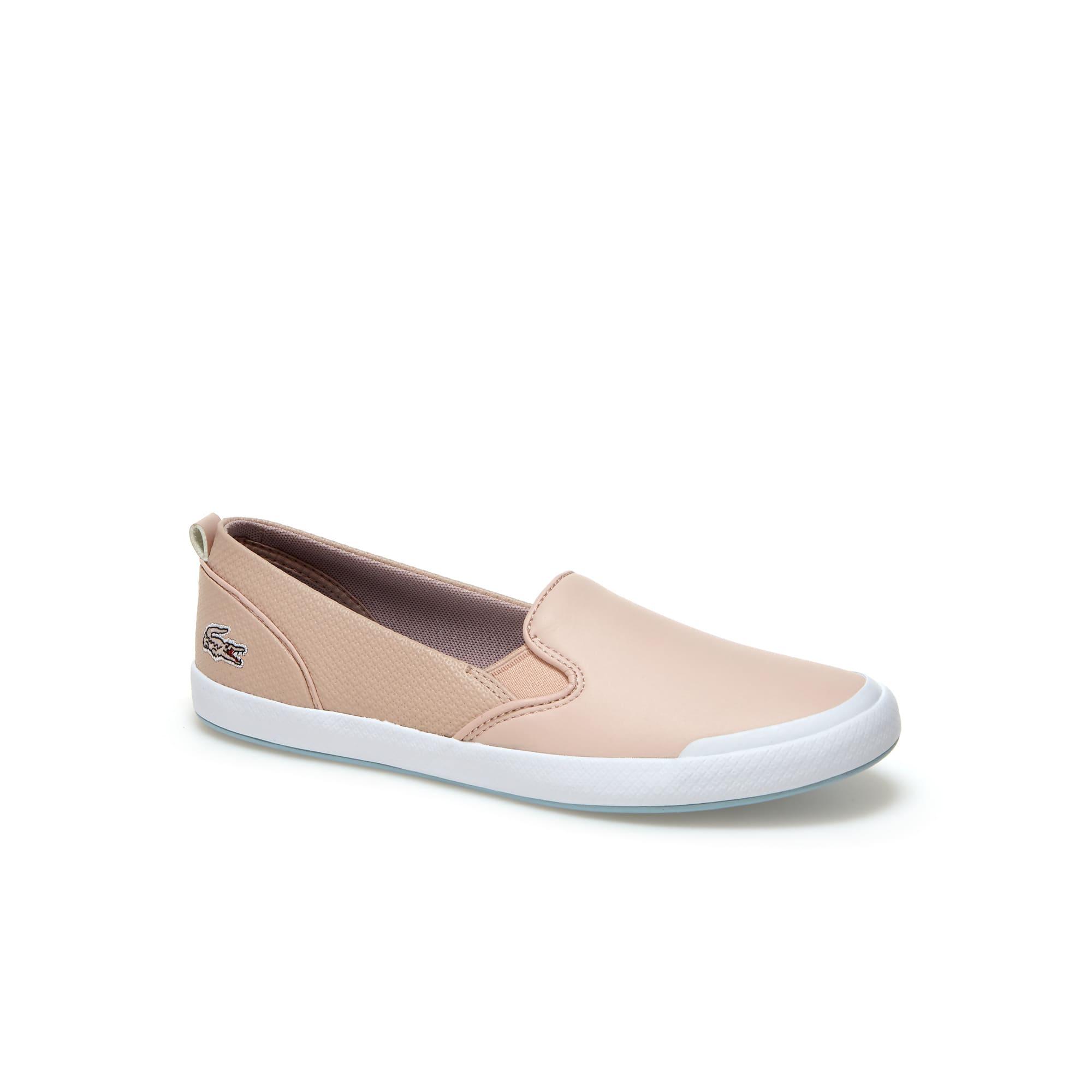 Women's Lancelle Slip On Leather Slip-ons