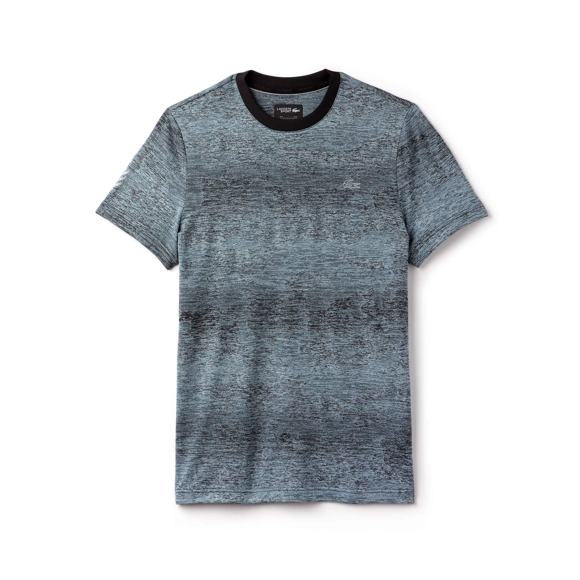 Men's SPORT Print Tennis T-Shirt