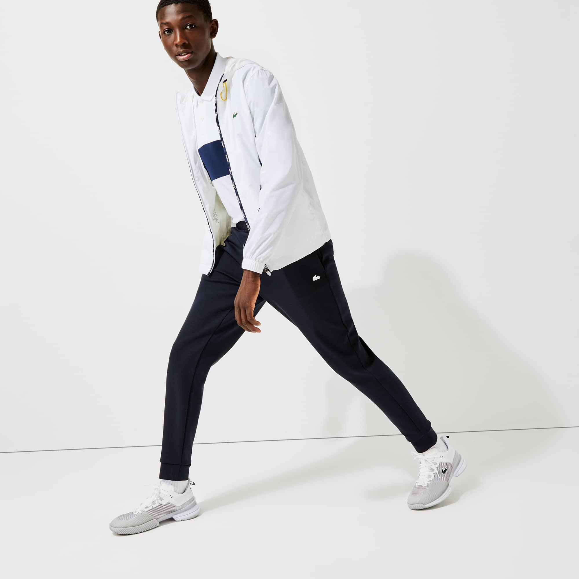 라코스테 맨 조거 팬츠 Lacoste Mens Cotton Blend Jogging Pants