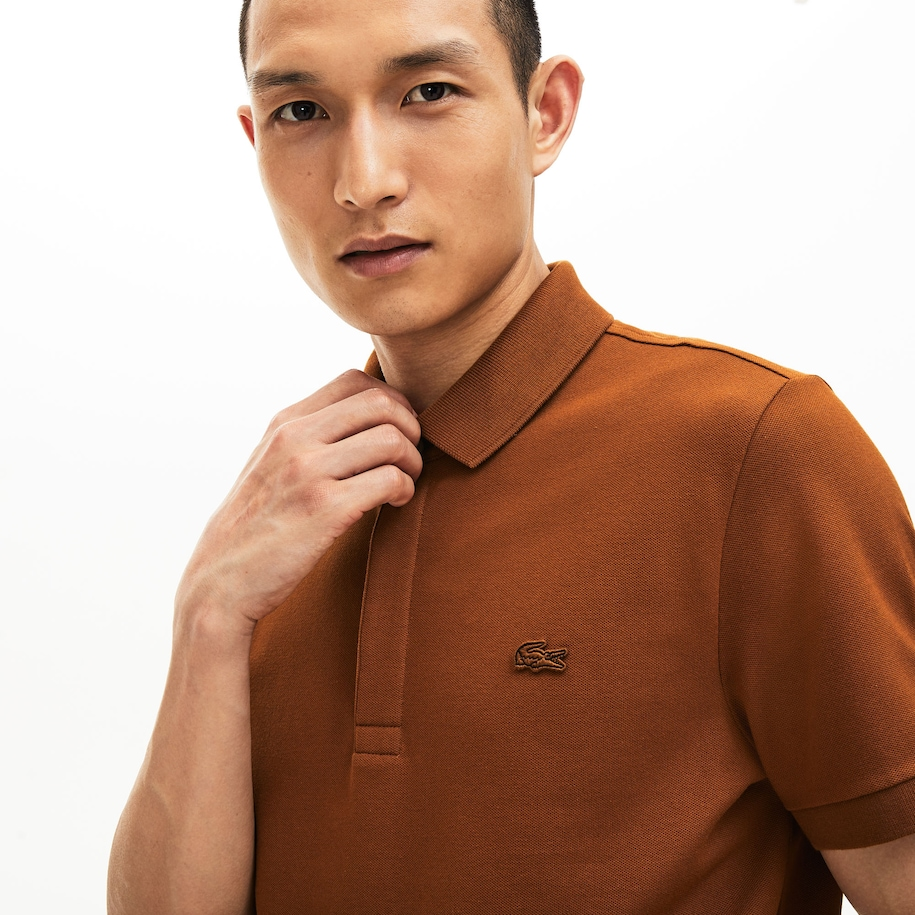 Men's Regular Fit Paris Polo