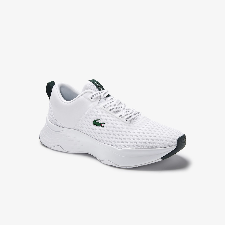 Women's Court-Drive Textile Trainers