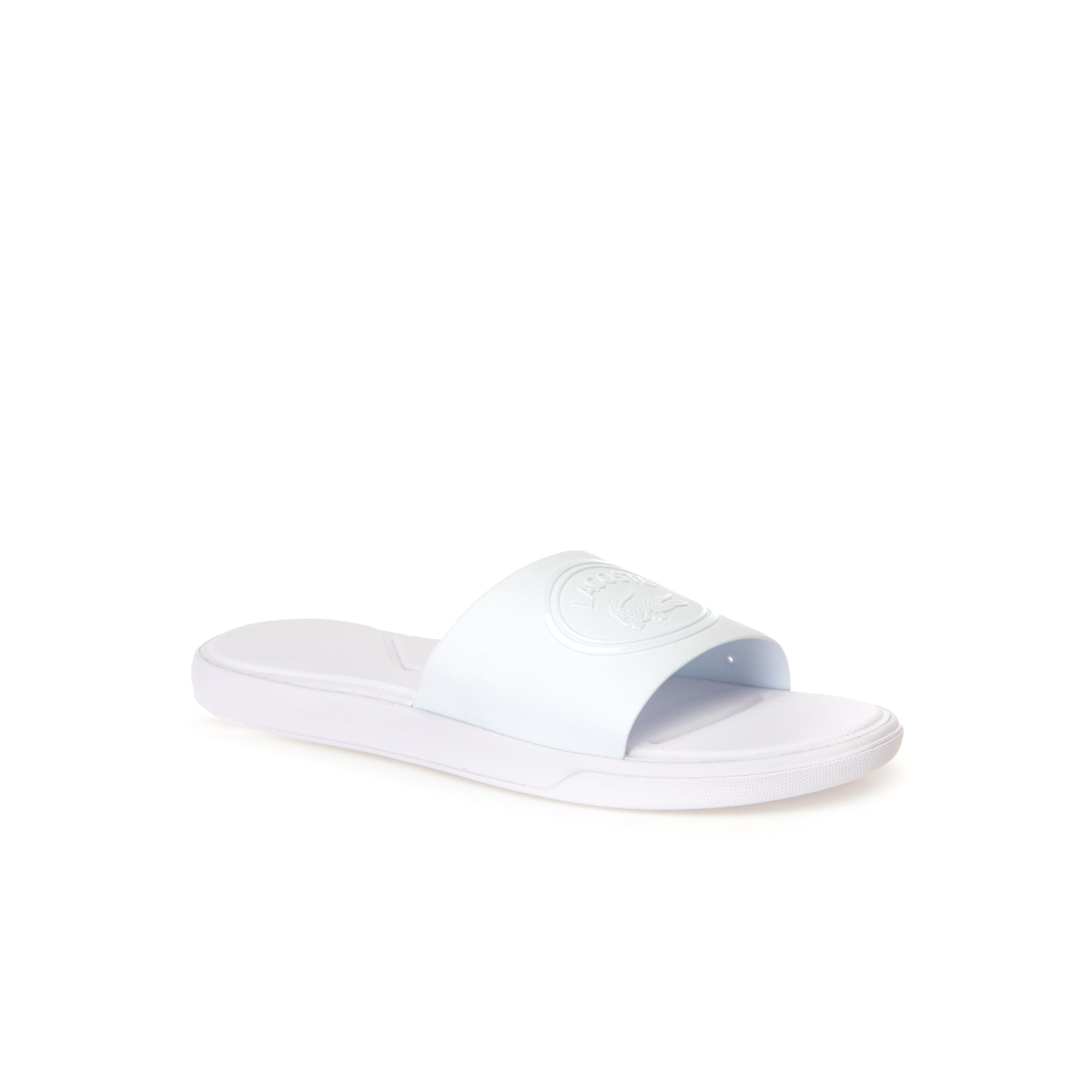 Lacoste Women's L.30 Synthetic Slides