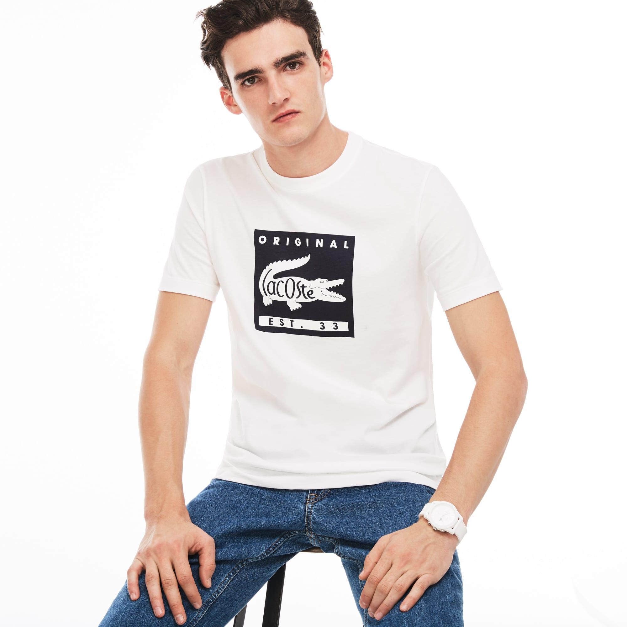 Men's Original Lettering T-Shirt