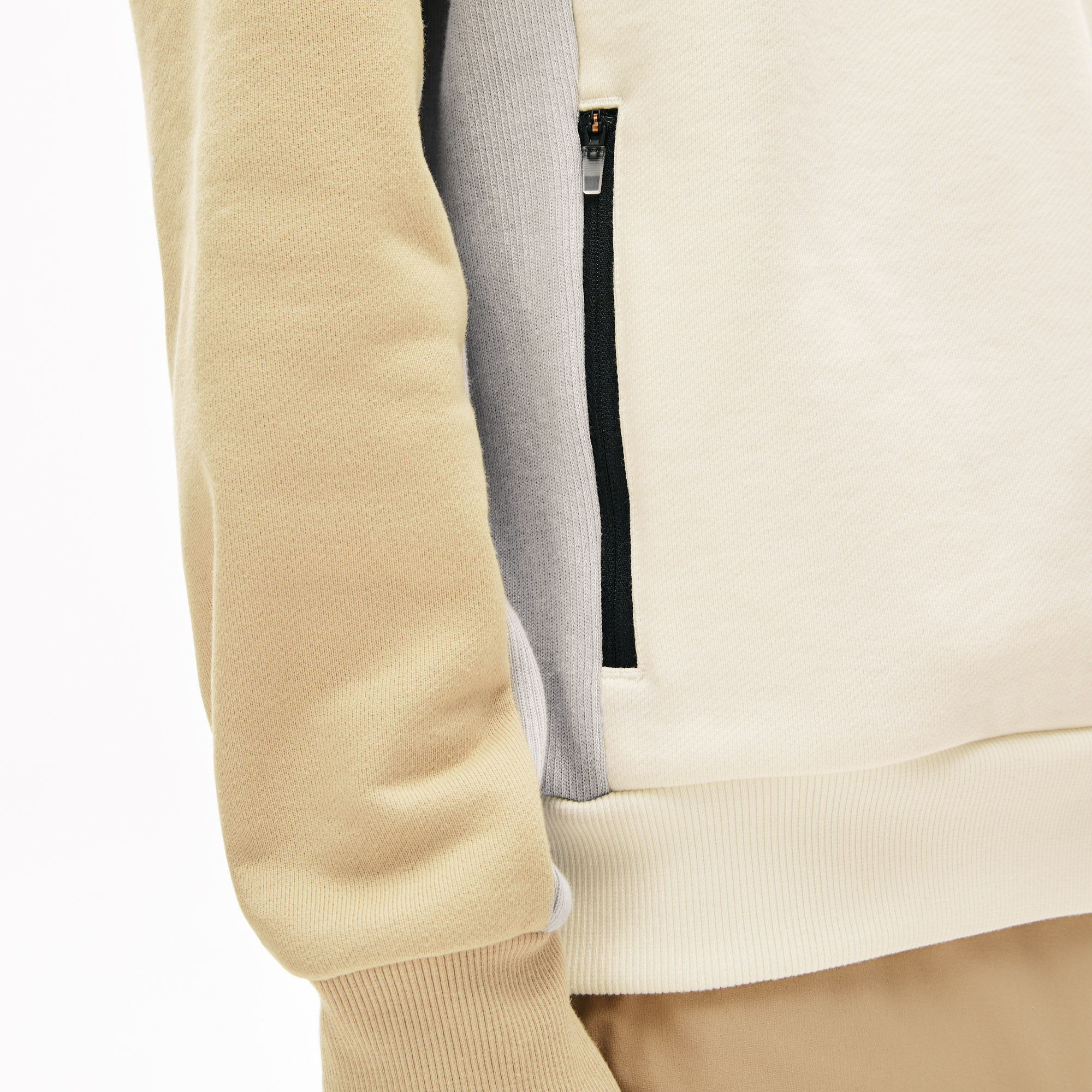 Men's Motion Colorblock Crew Neck Sweatshirt
