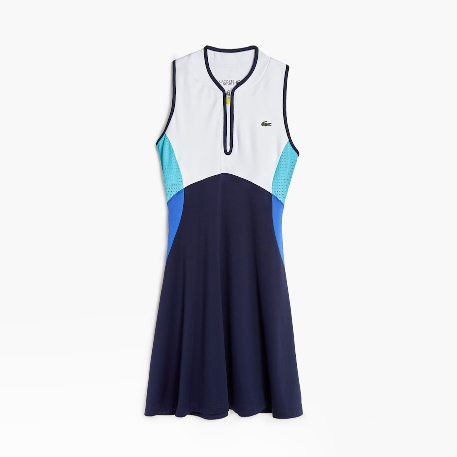 Women's SPORT Colorblock Stretch Jersey Dress