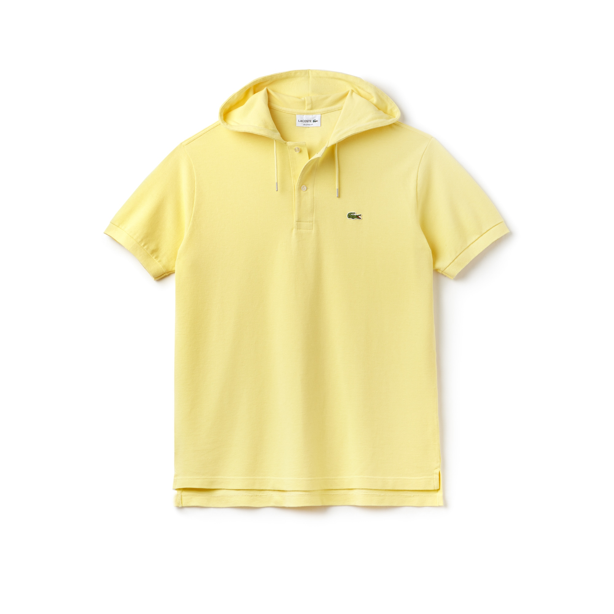 Men's Relaxed Fit Faded Petit Piqué Polo