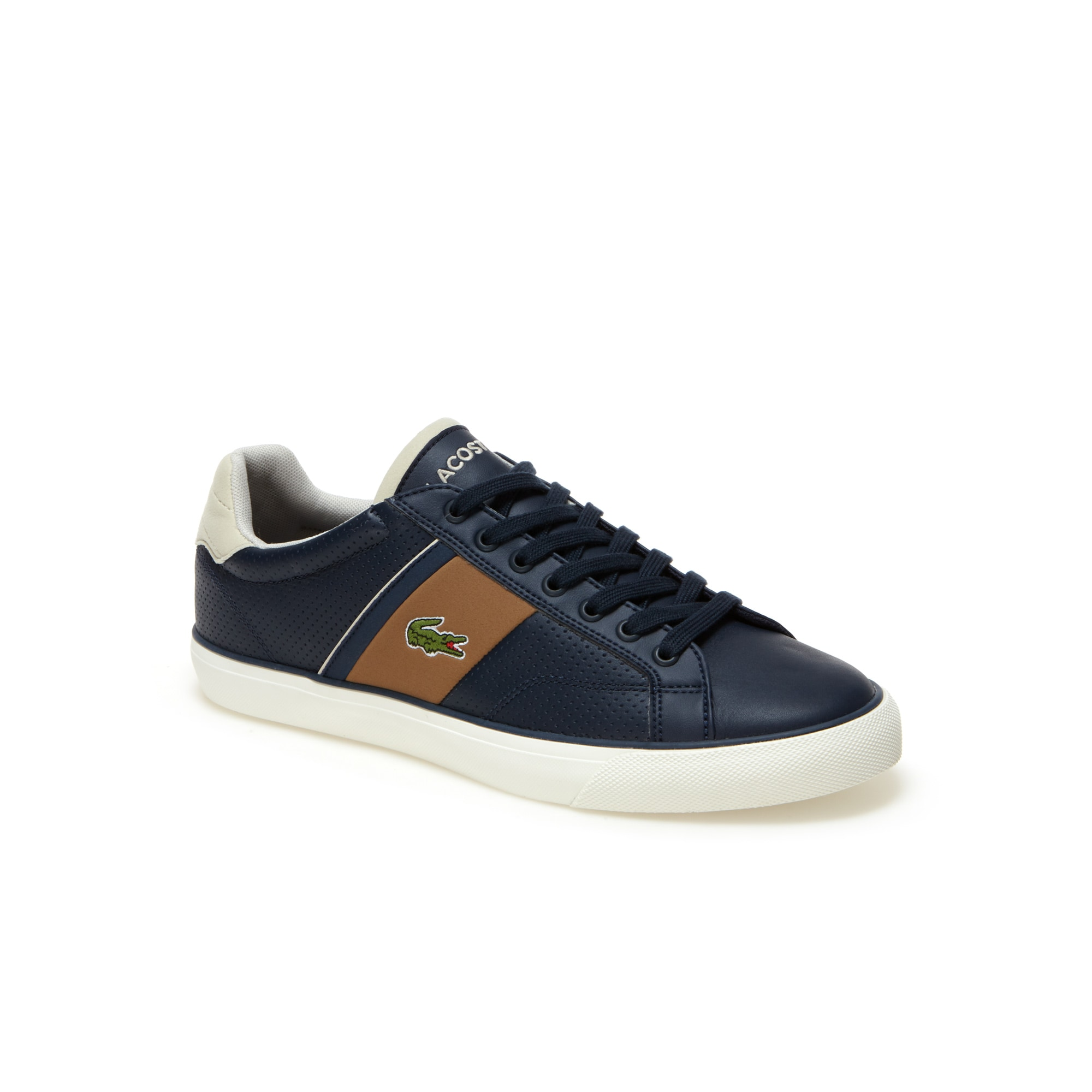 Men's Fairlead Leather Sneakers