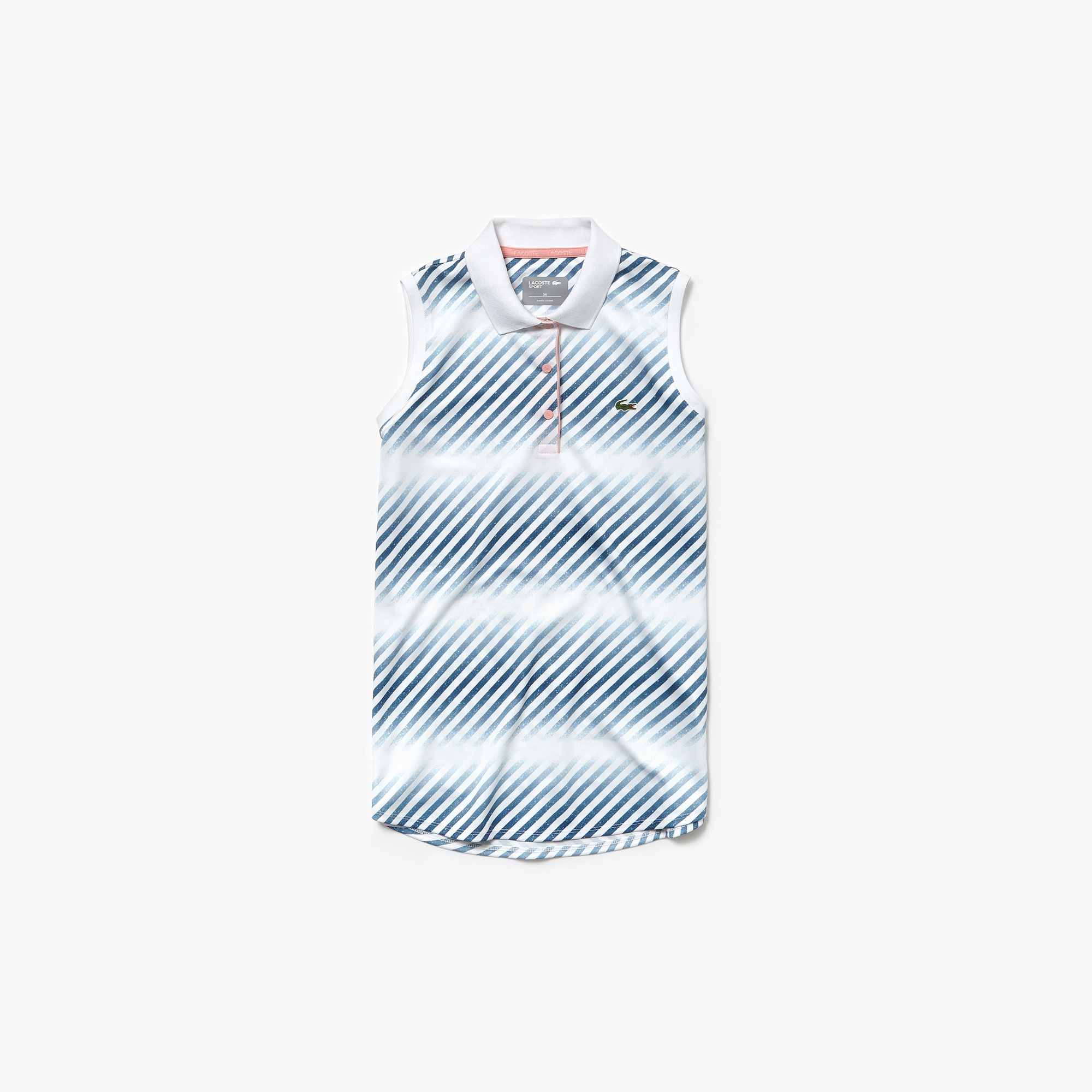 Women's SPORT Breathable Piqué Tennis Polo