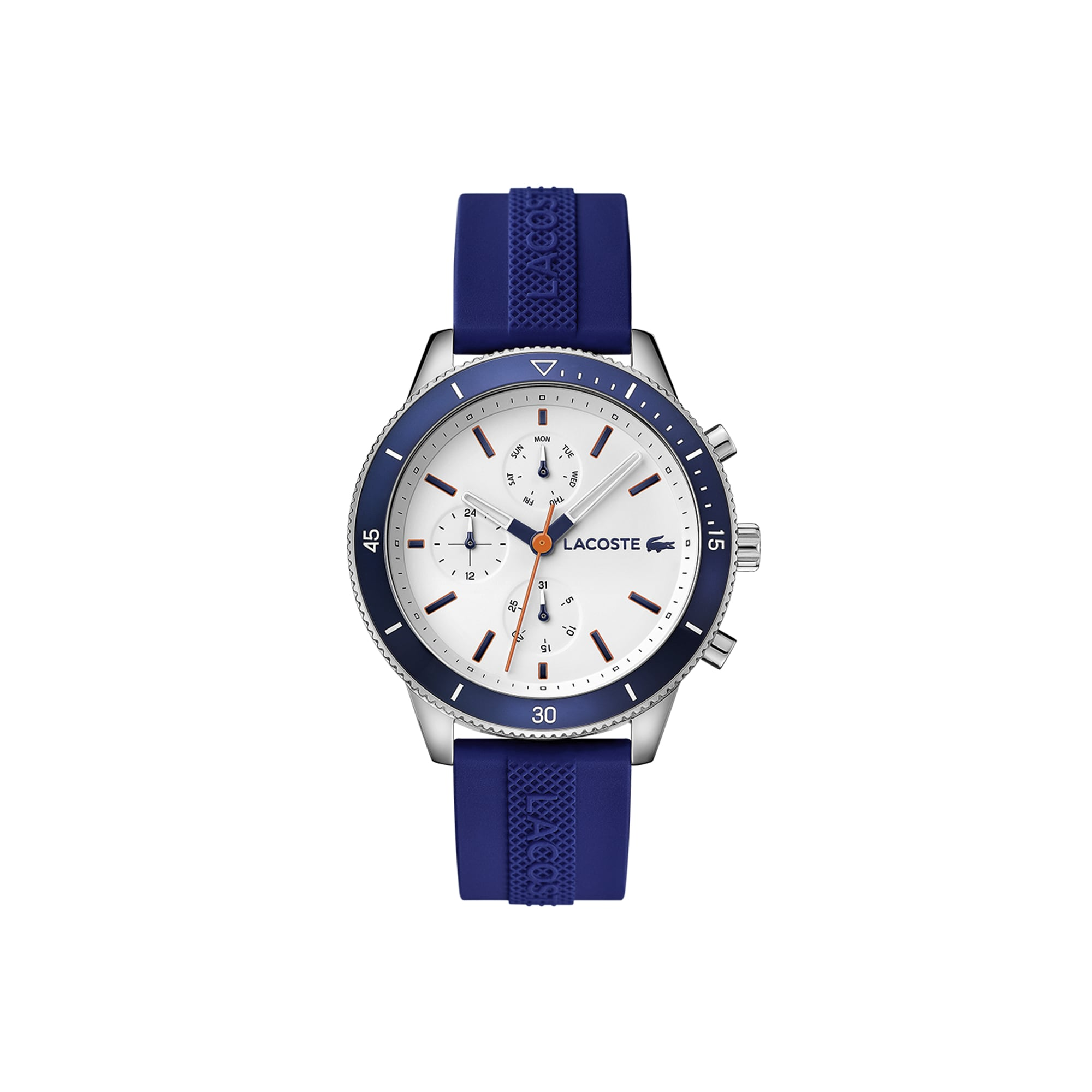 Men's Key West Watch With Navy Band