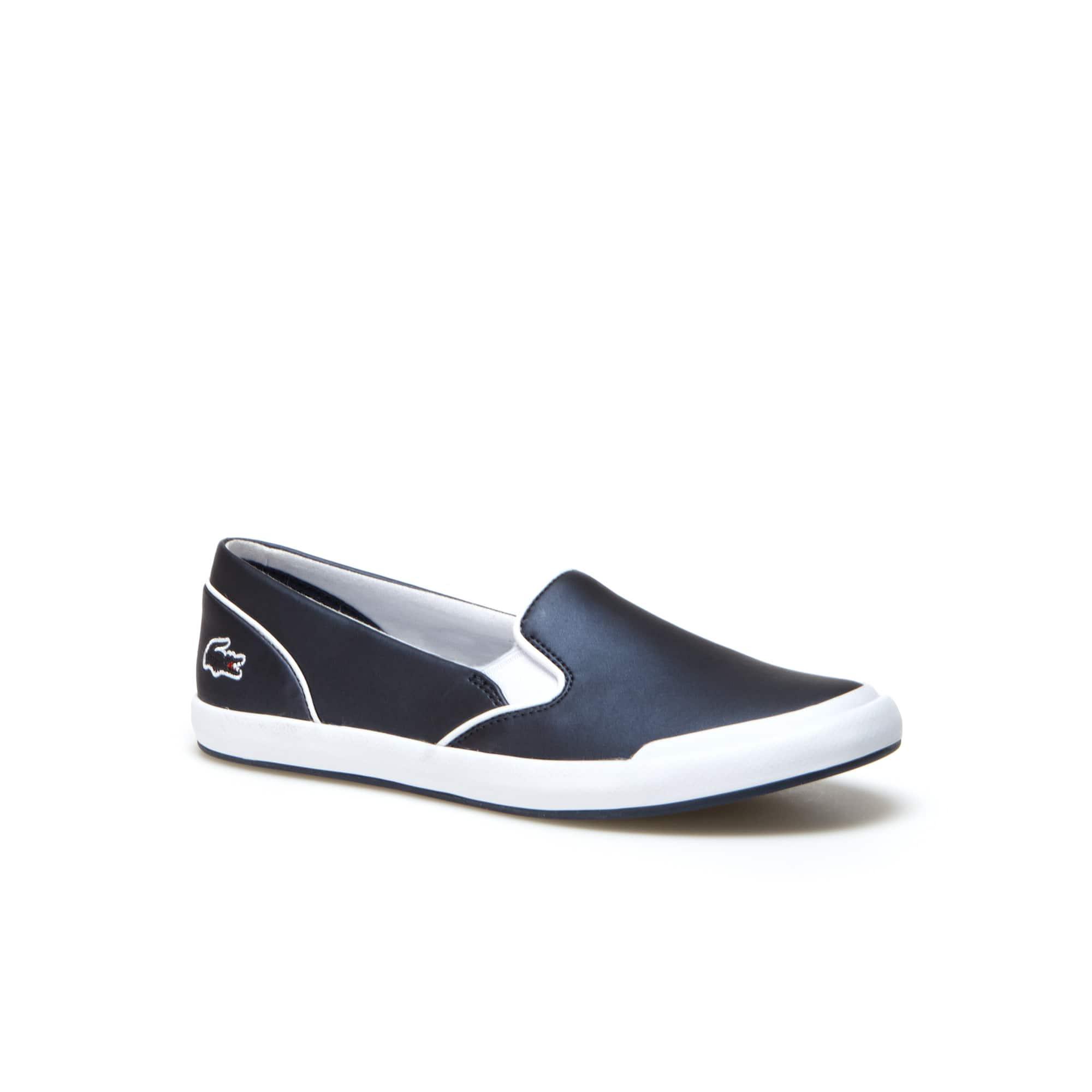 Women's Lancelle Slip-on Leather Sneakers