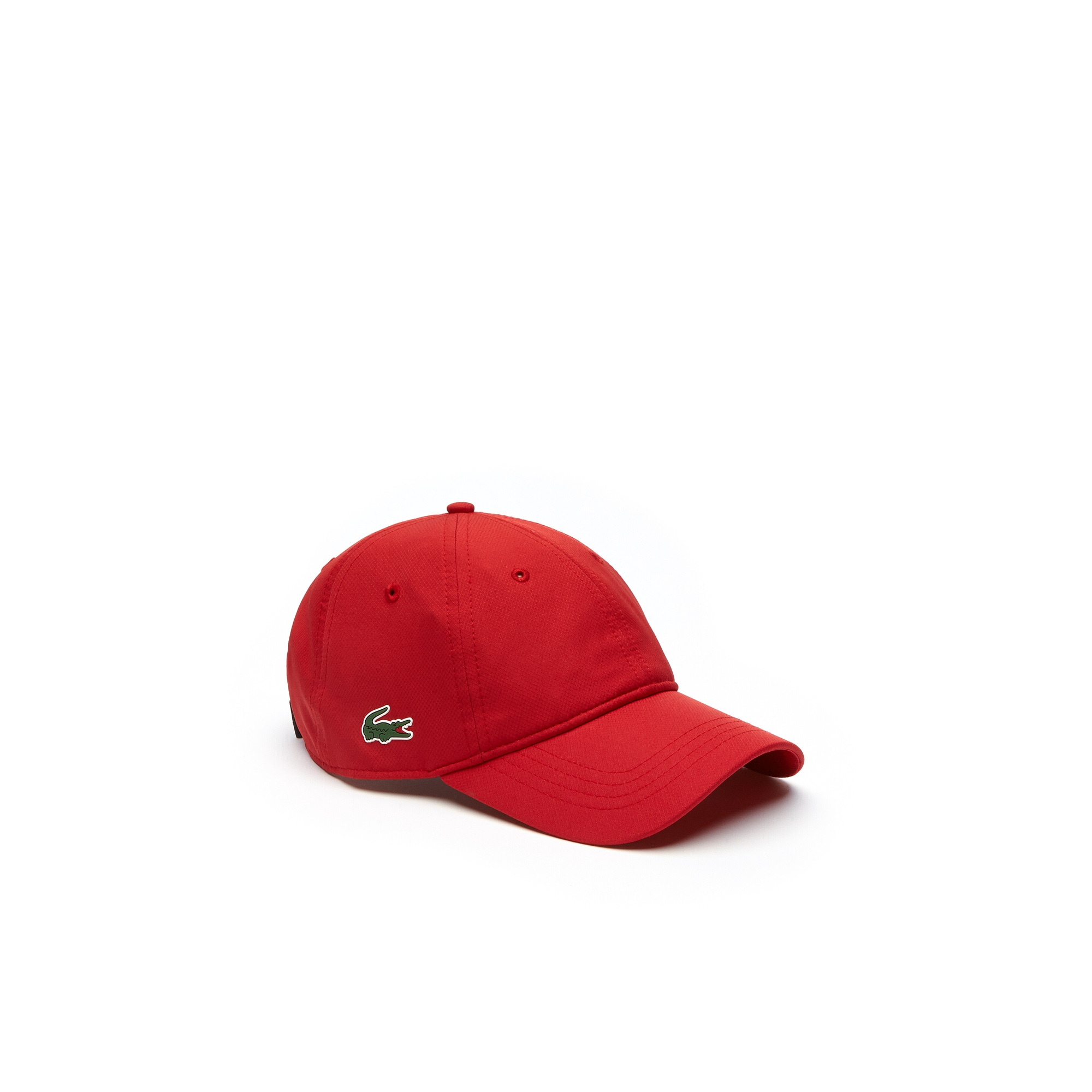 Lacoste Men S Sport Taffeta Cap In Lighthouse Red  ed269dca03b8