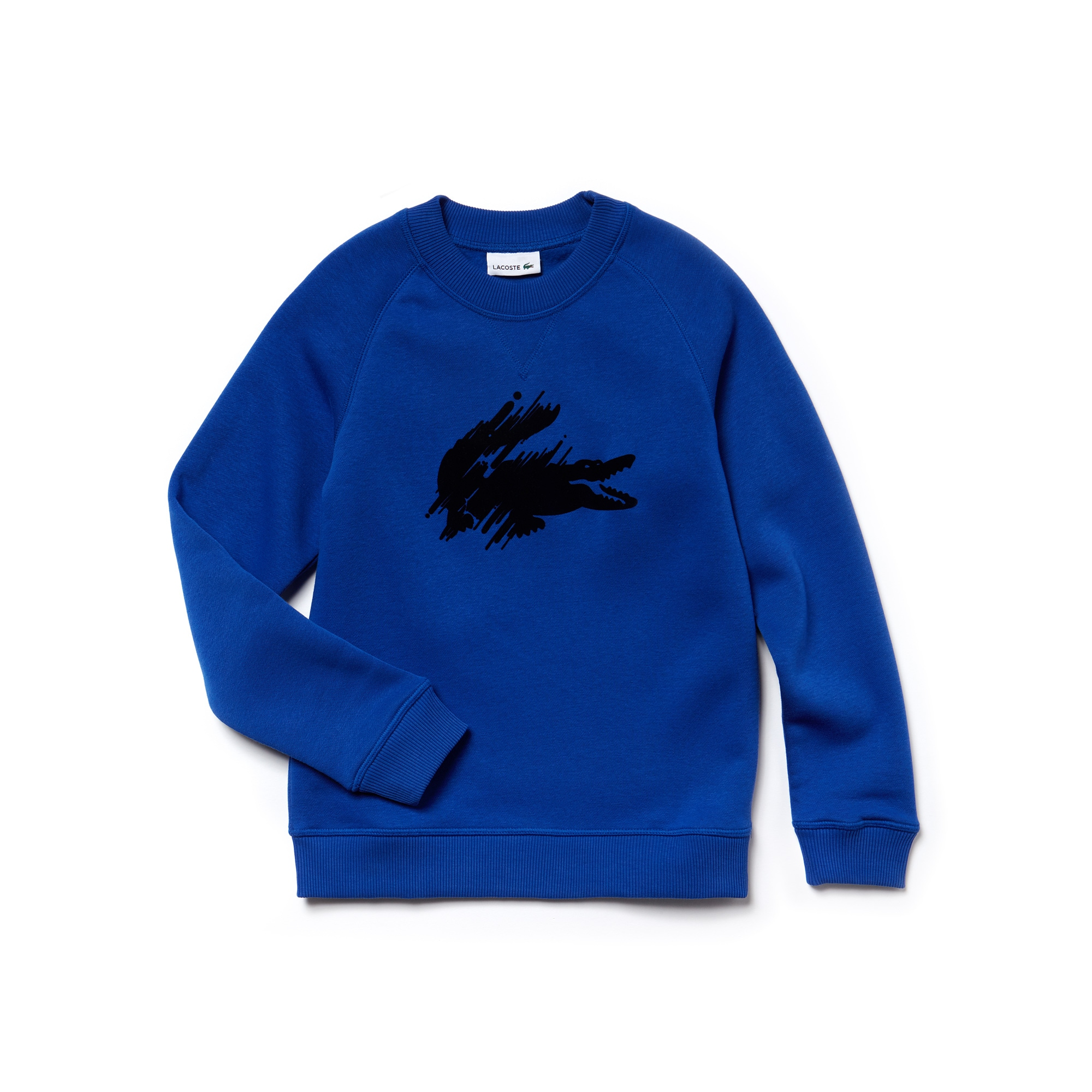 Boys' Crocodile Fleece Sweatshirt