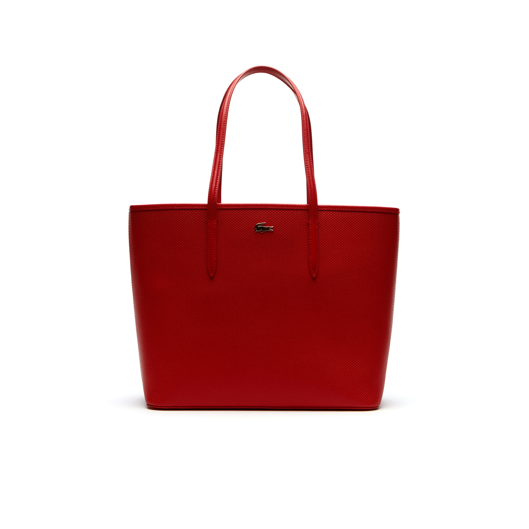 Women's Chantaco Piqué Leather Tote Bag