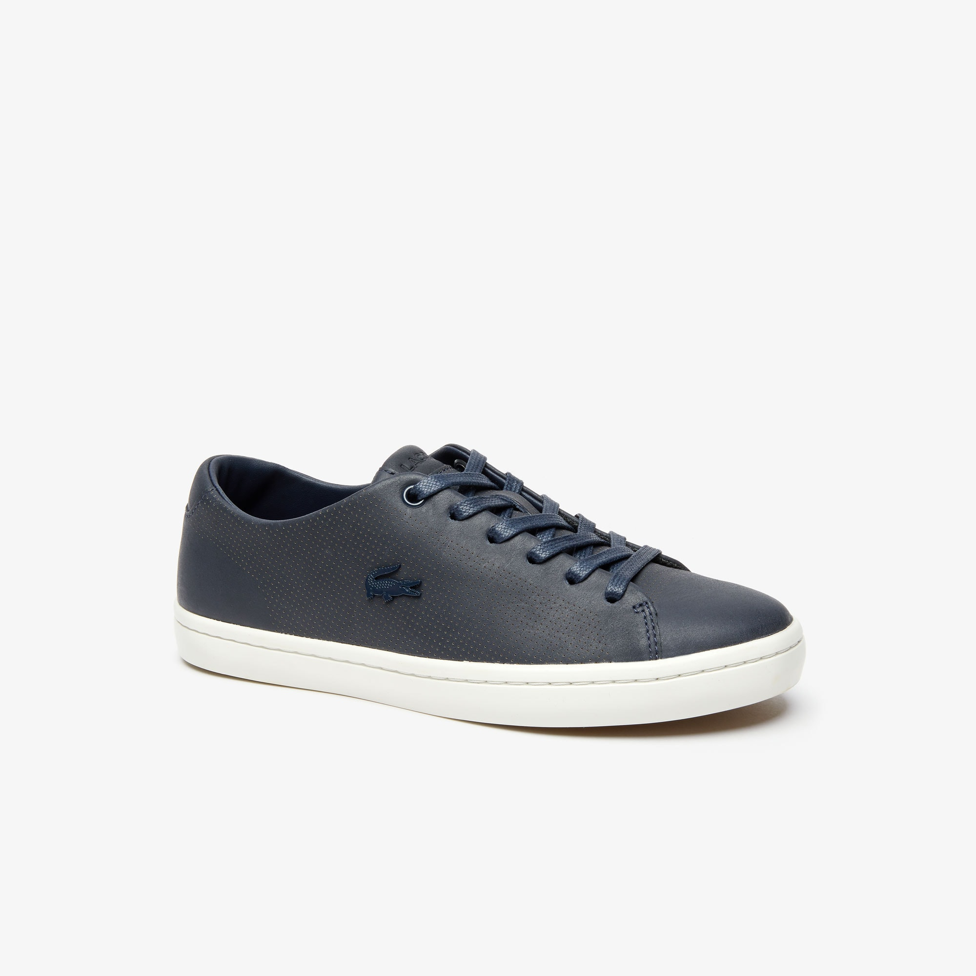 Showcourt 2.0 Leather Sneakers   LACOSTE