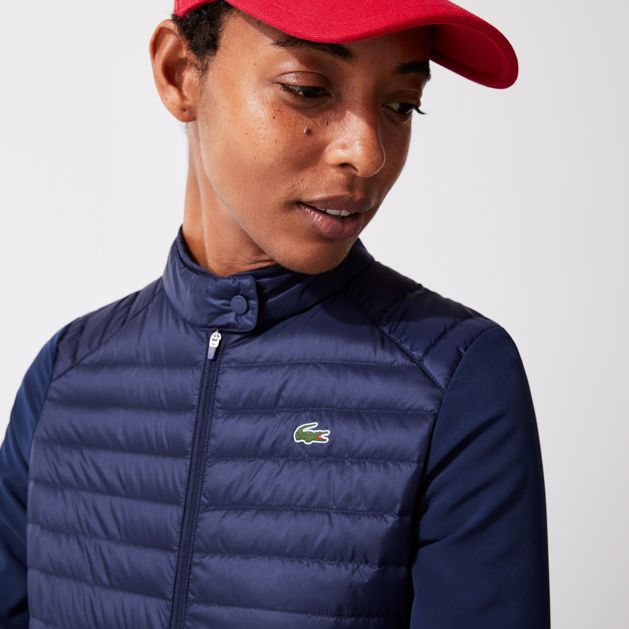 Women's SPORT Water-Resistant Down-Filled Puffer Jacket