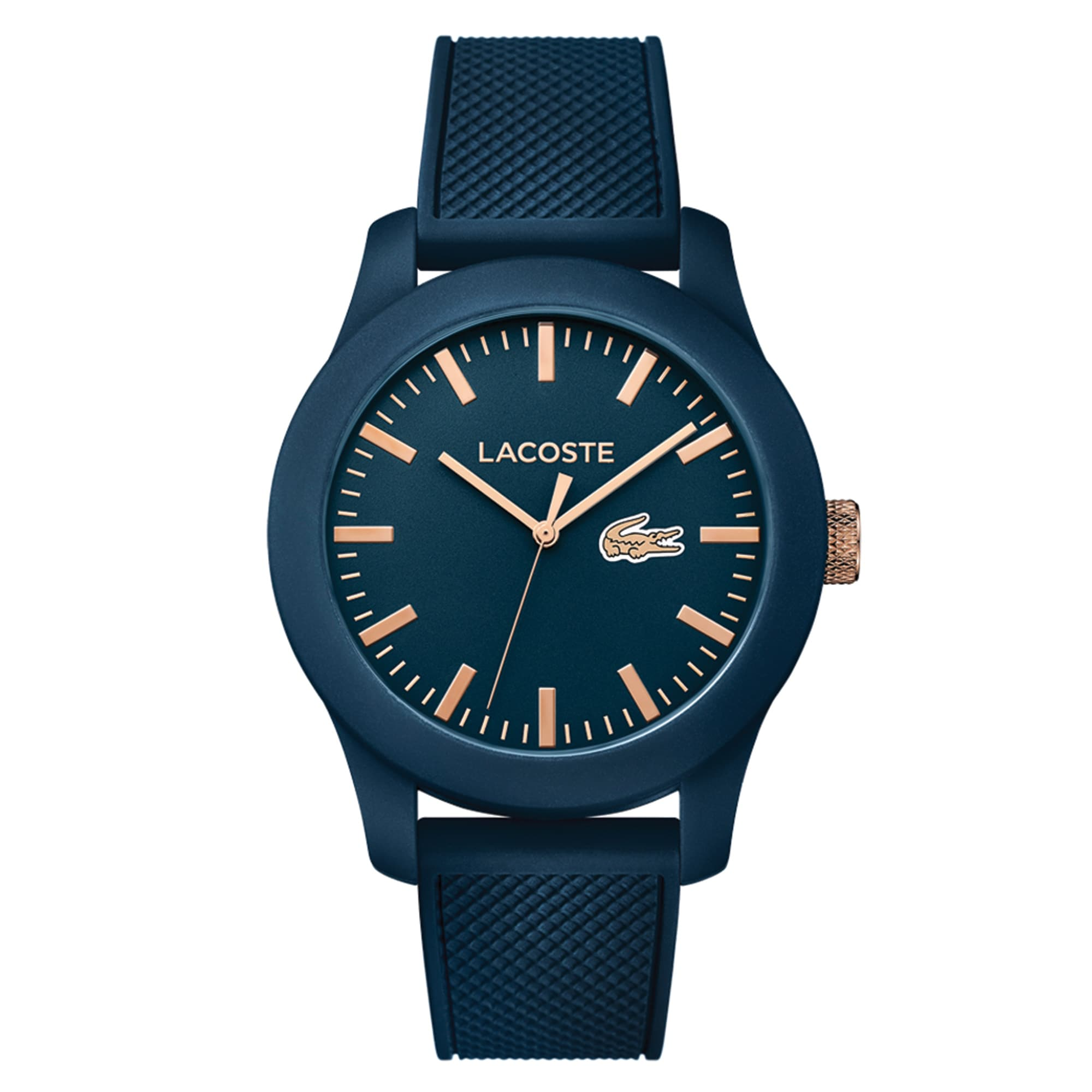 Unisex Lacoste 12.12 Blue Watch