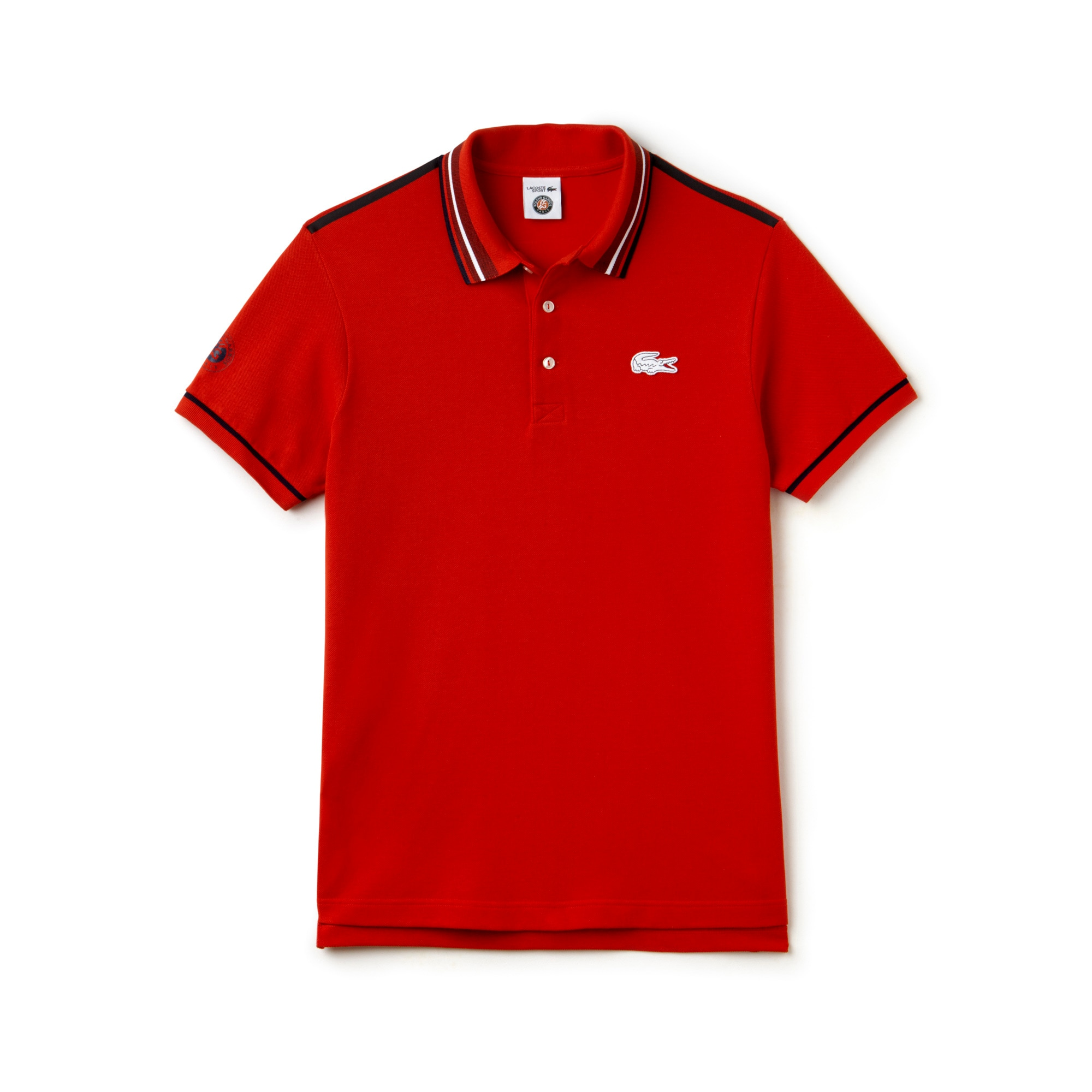 Men's SPORT French Open Petit Piqué Polo Shirt