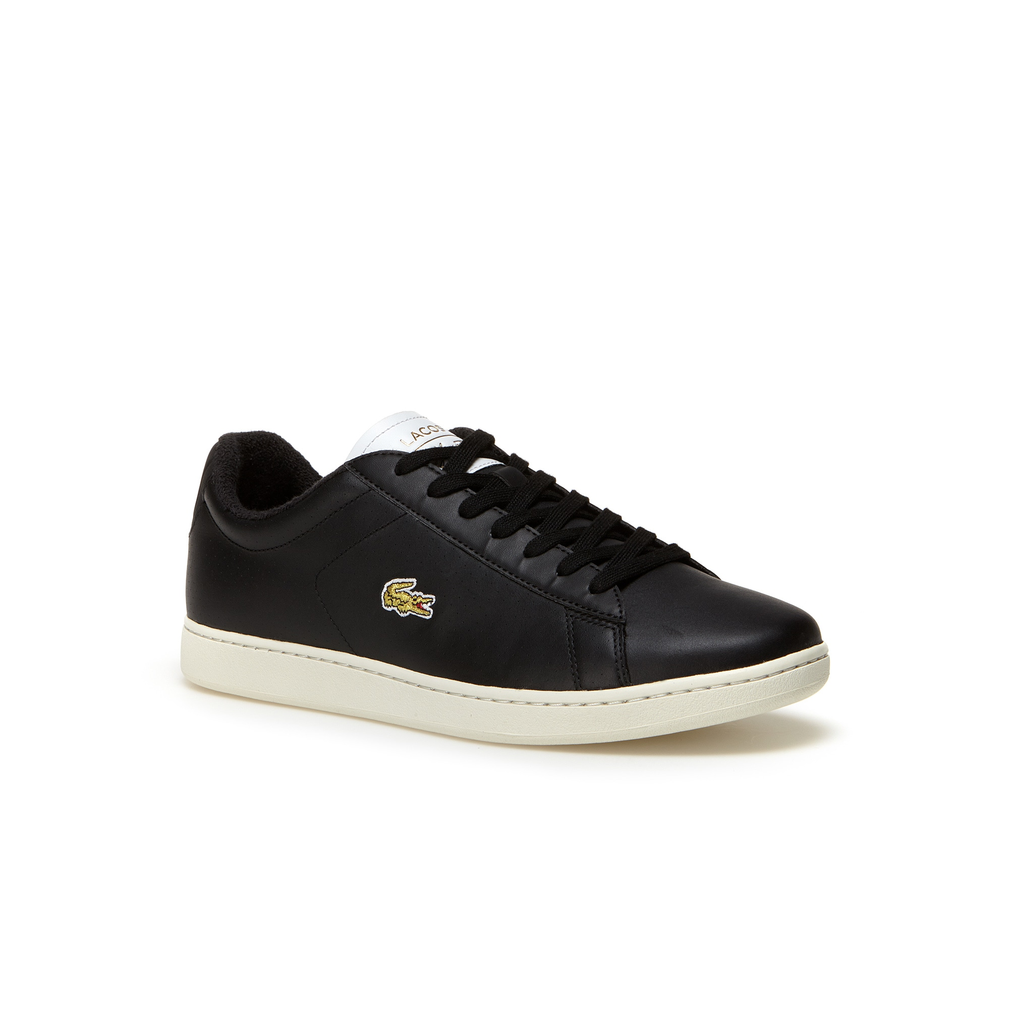 Lacoste Sneakers Carnaby Evo Black Leather