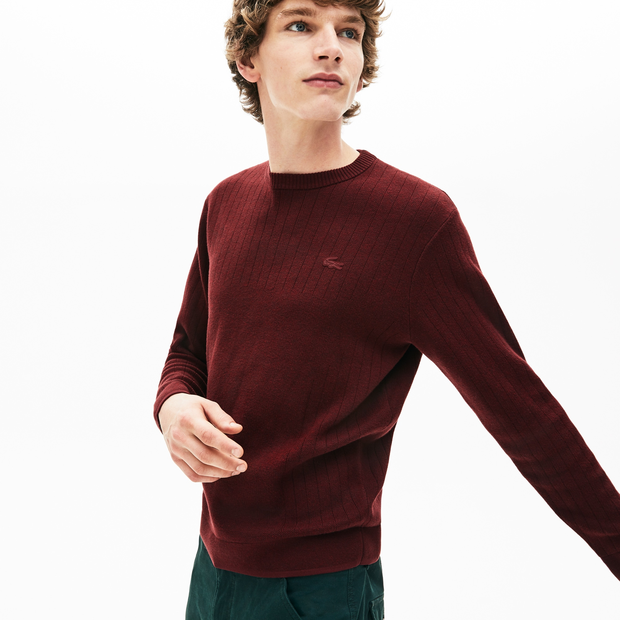 Men's Motion Thermoregulating Crewneck Sweater